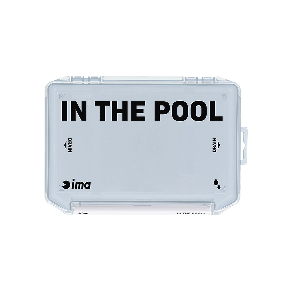 Ima Meiho Tackle Box VW 2010NDM ( 210 x 145 x 40 mm ) Blue (1934)