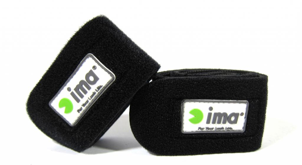 Sale Ima Rod Belt Strap Size S White (2pcs) (8900)