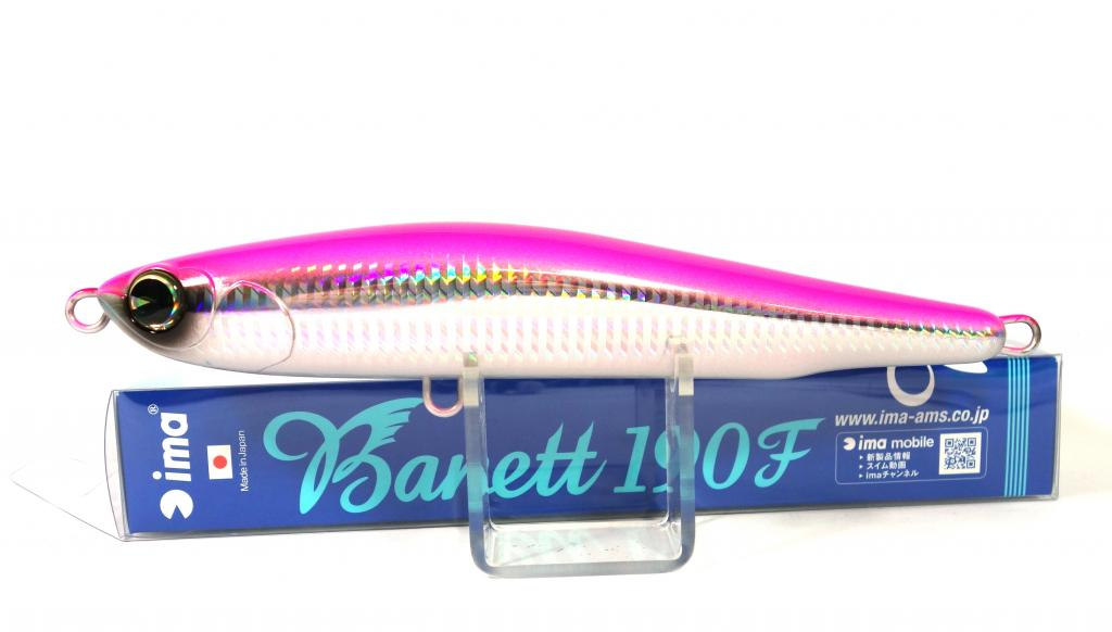 Ima Banett 190F Saltwater Pencil Floating Lure 006 (8981)