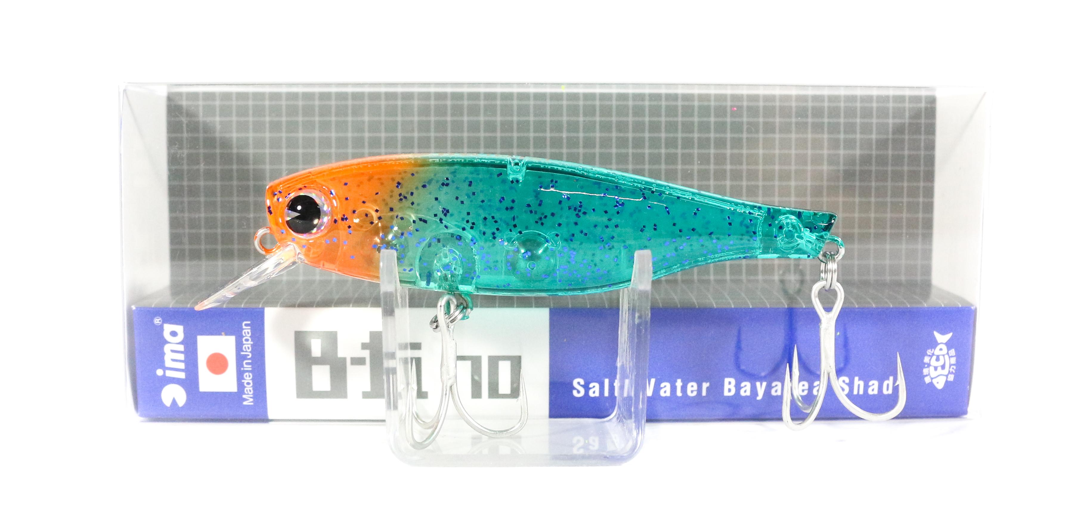 Ima Bita BT 70 Shad Sinking Lure X4153 (4065)