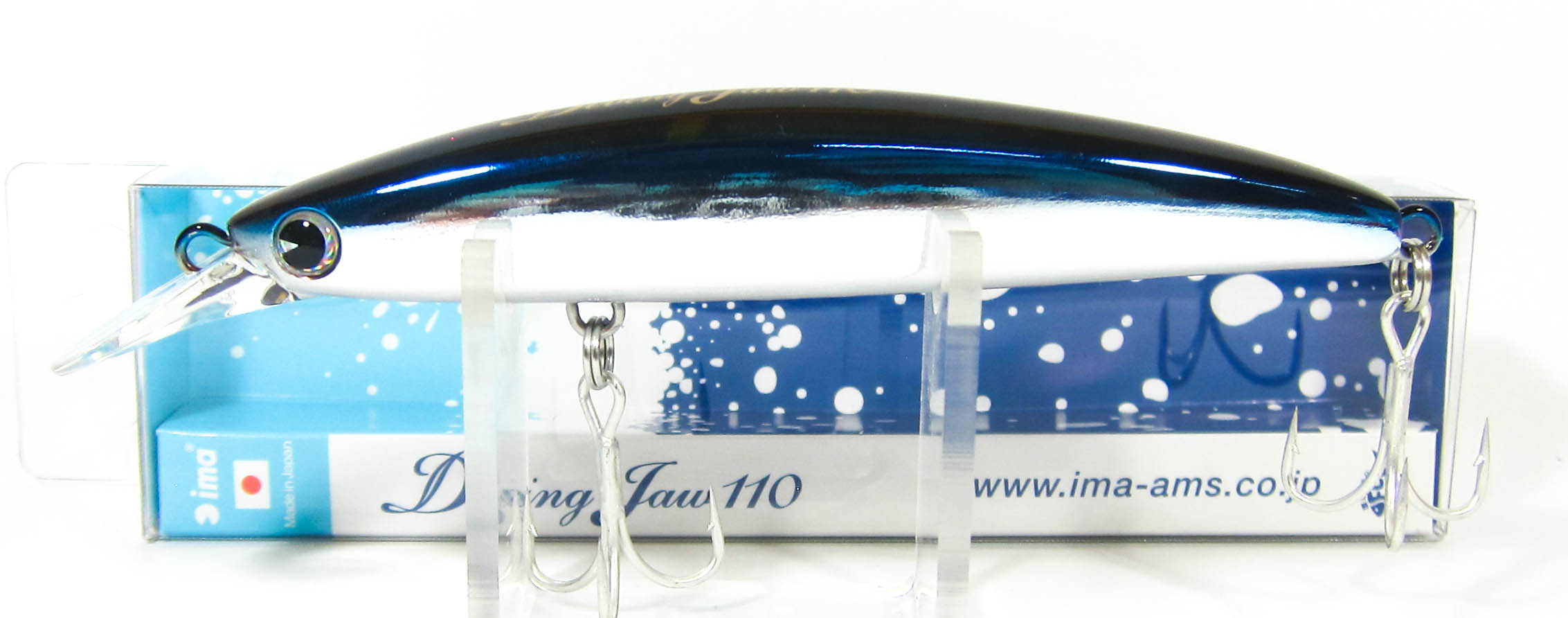 Sale Ima Diving Jaw 110 Floating Lure 008 (4876)
