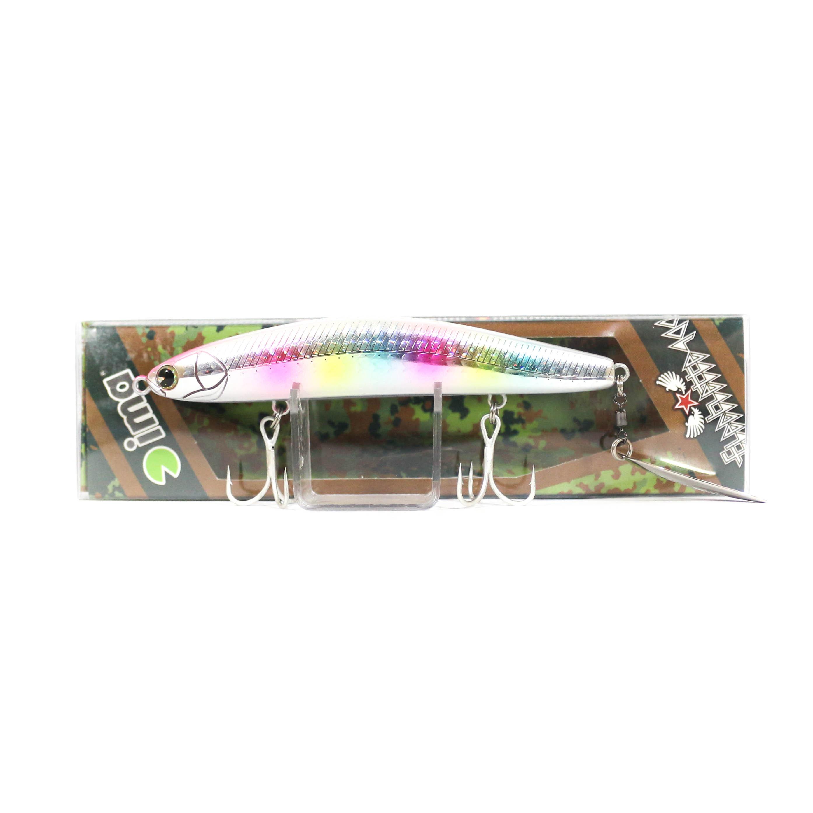 Sale Ima Flechette 100 Sinking Vibe Tail Lure 003 (1025)