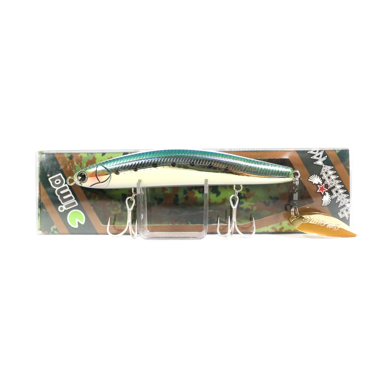 Sale Ima Flechette 100 Sinking Vibe Tail Lure 005 (1049)