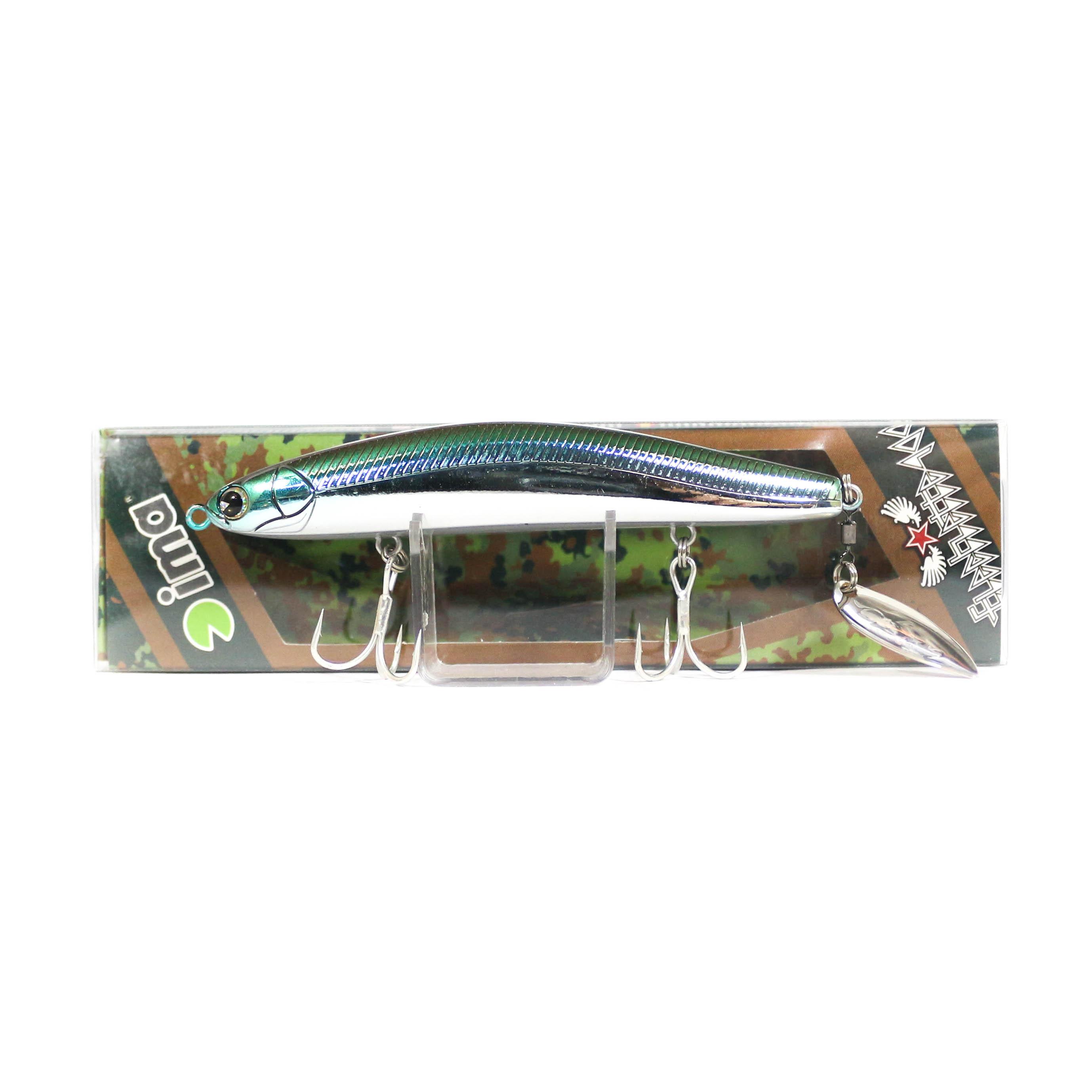 Sale Ima Flechette 100 Sinking Vibe Tail Lure 010 (1094)