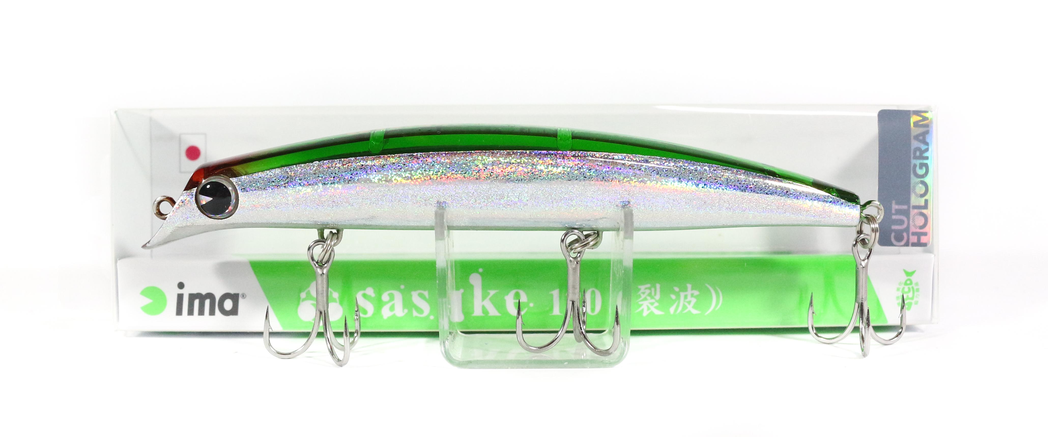 Ams design ima Minnow Sasuke tear wave 120 mm 17 g bora # RP 217 lure