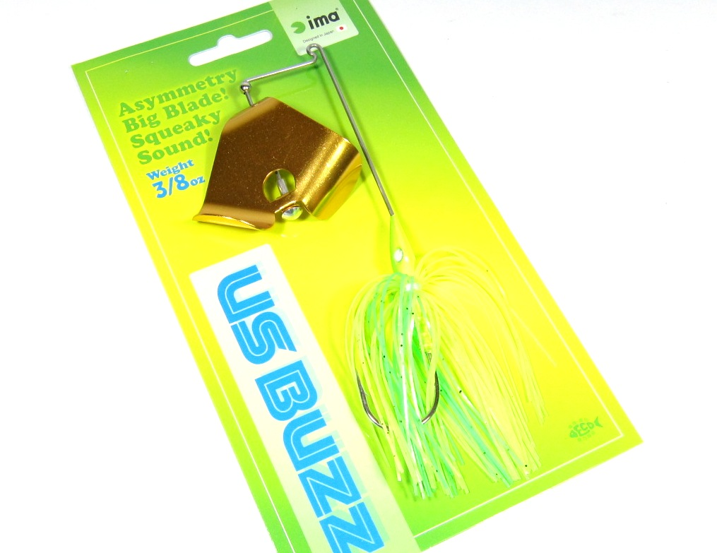 Sale Ima US Buzz Bait Topwater Lure 3/8 oz 004 (3495)