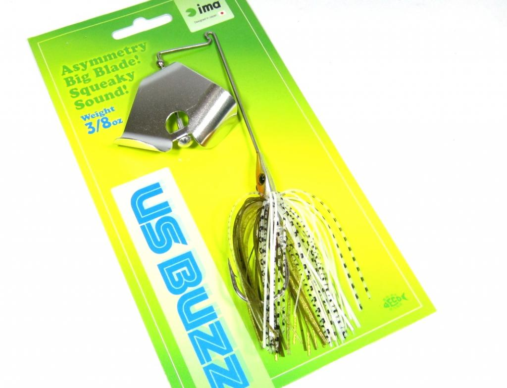 Sale Ima US Buzz Bait Topwater Lure 3/8 oz 006 (3518)