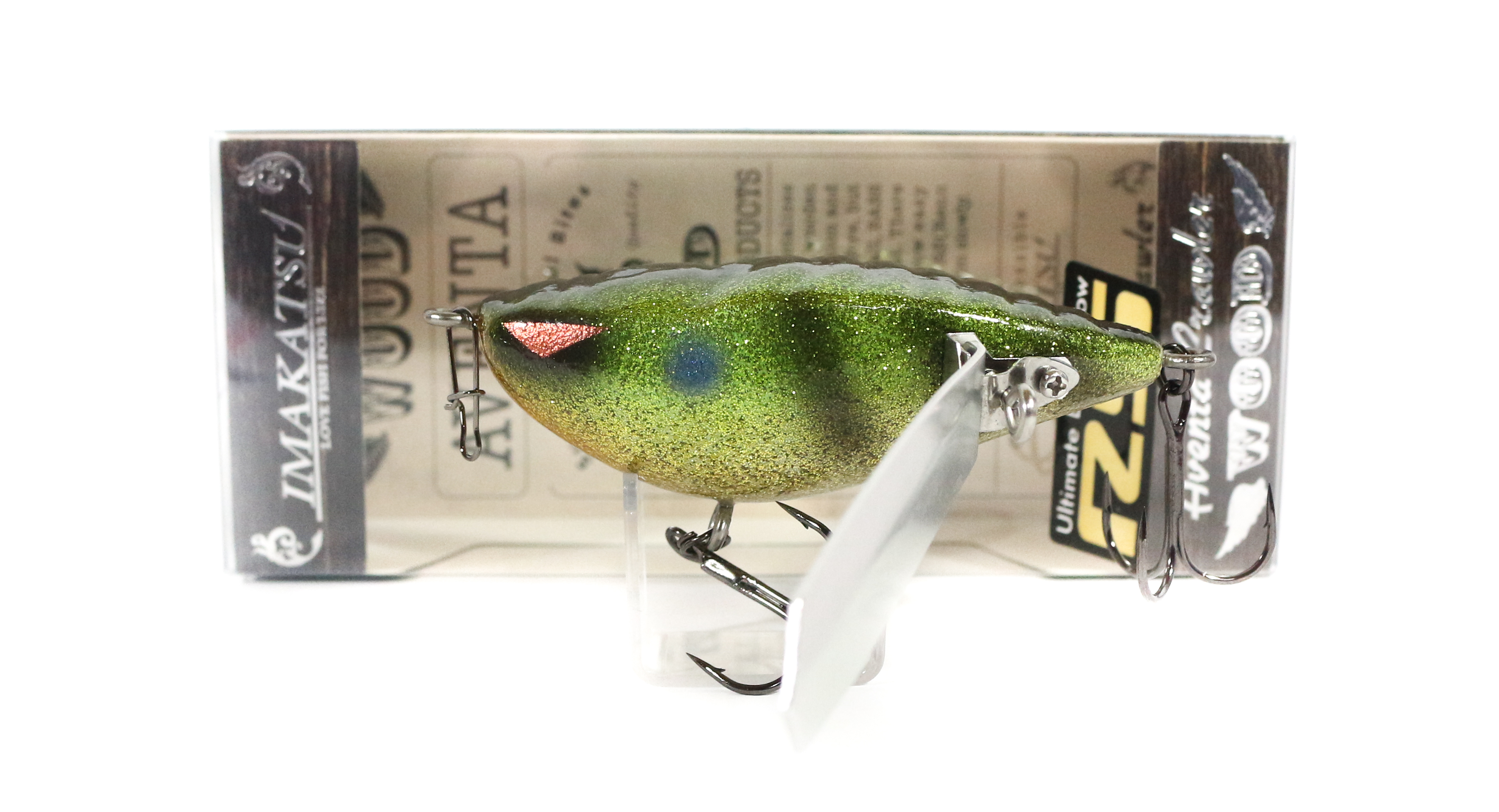 Sale Imakatsu Aventa Crawler Topwater Floating Lure RS AC-28 (7827)