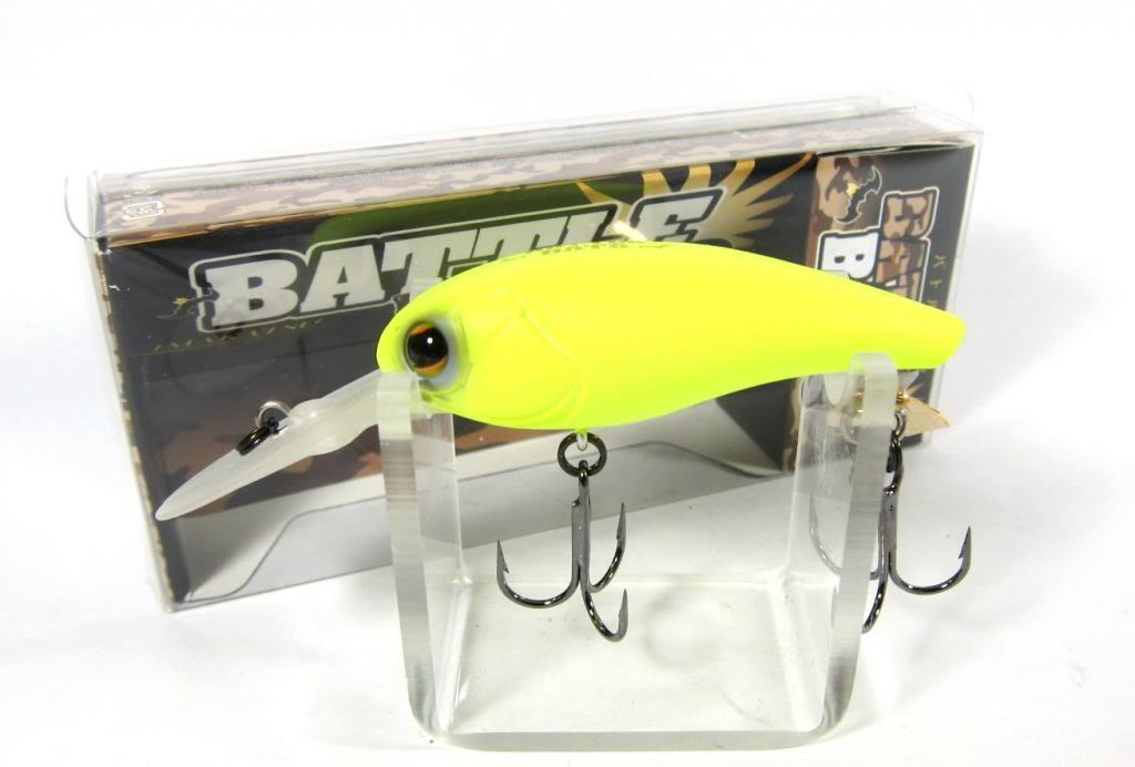 Imakatsu Battle Bats Crank Bait Floating Lure 239 (7646)