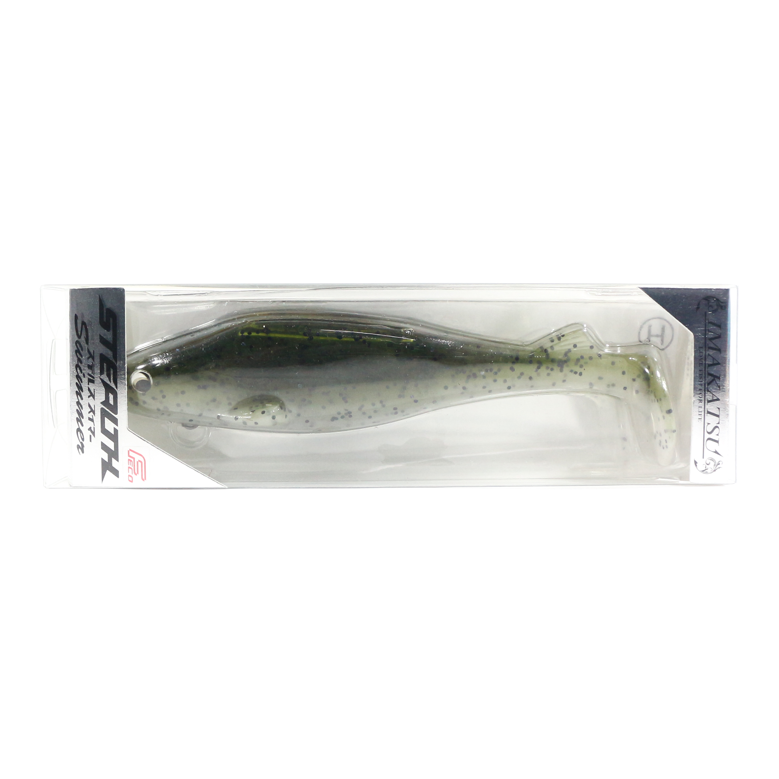 Sale Imakatsu Stealth Swimmer Sinking Lure - one pack 2 pieces S-309 (0335)