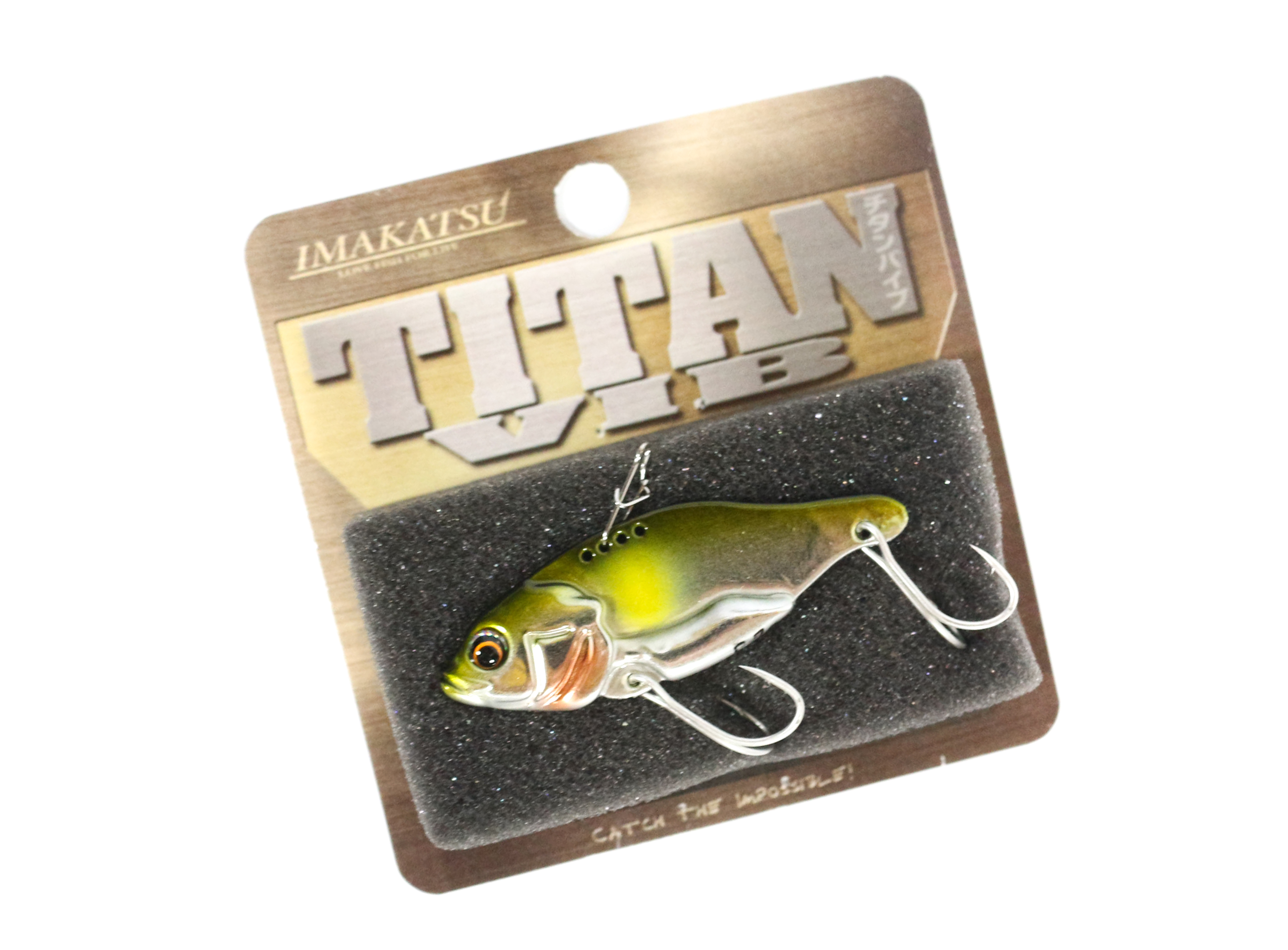 Sale Imakatsu Titan Vib Metal Vibration 7 grams Sinking Lure MV-03 (5001)