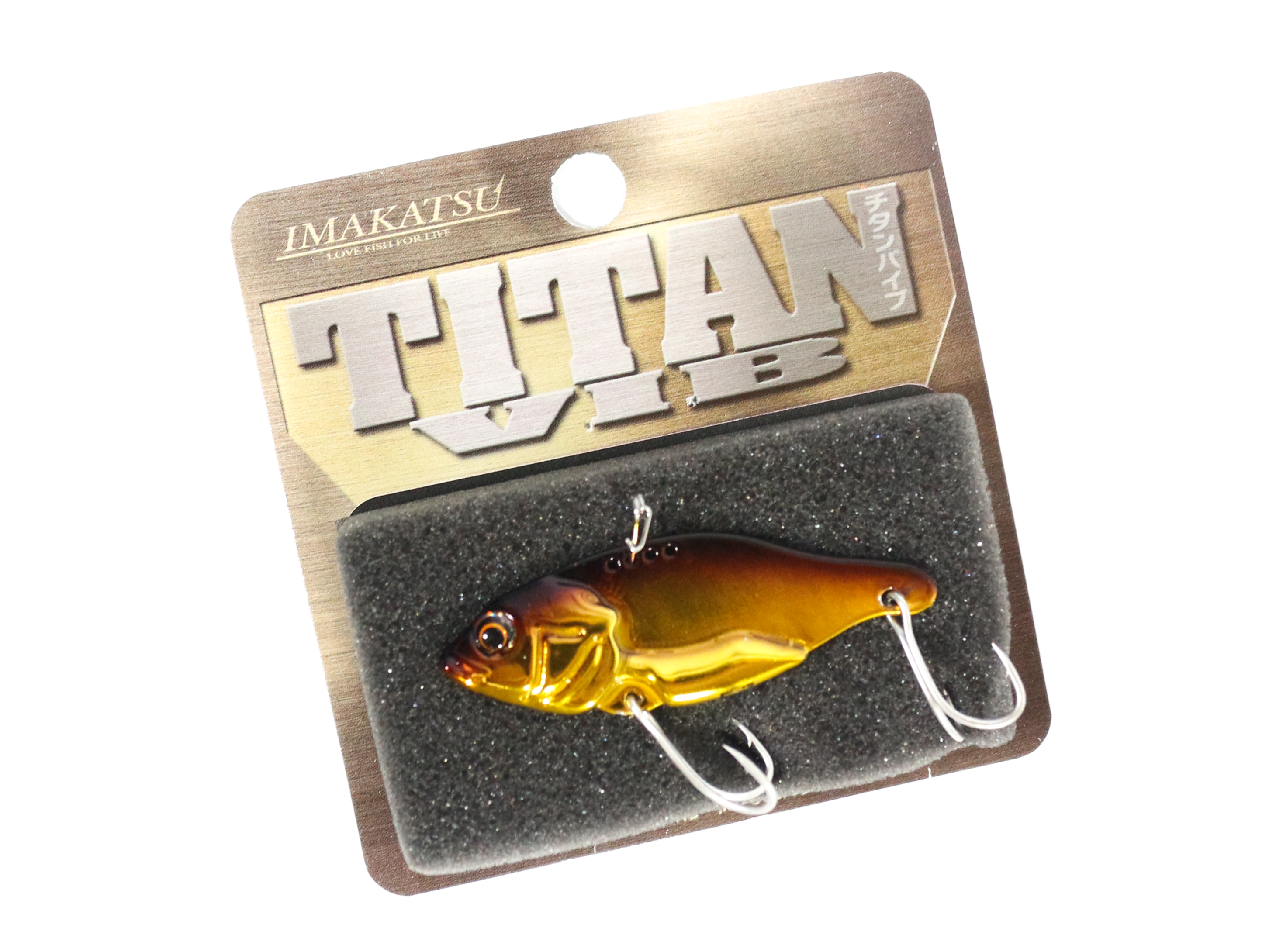 Sale Imakatsu Titan Vib Metal Vibration 7 grams Sinking Lure MV-06 (5025)