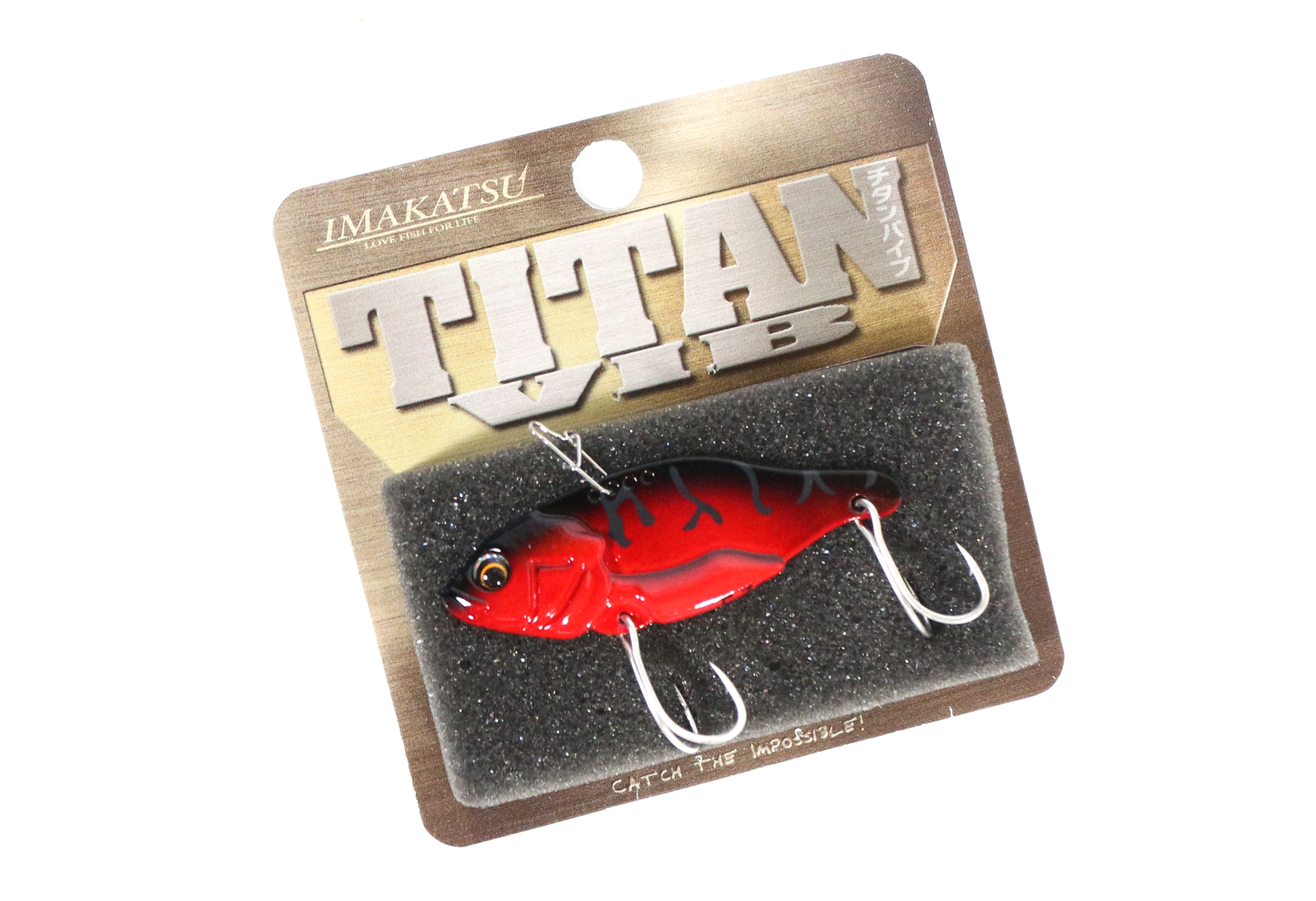 Sale Imakatsu Titan Vib Metal Vibration 7 grams Sinking Lure MV-29 (5070)