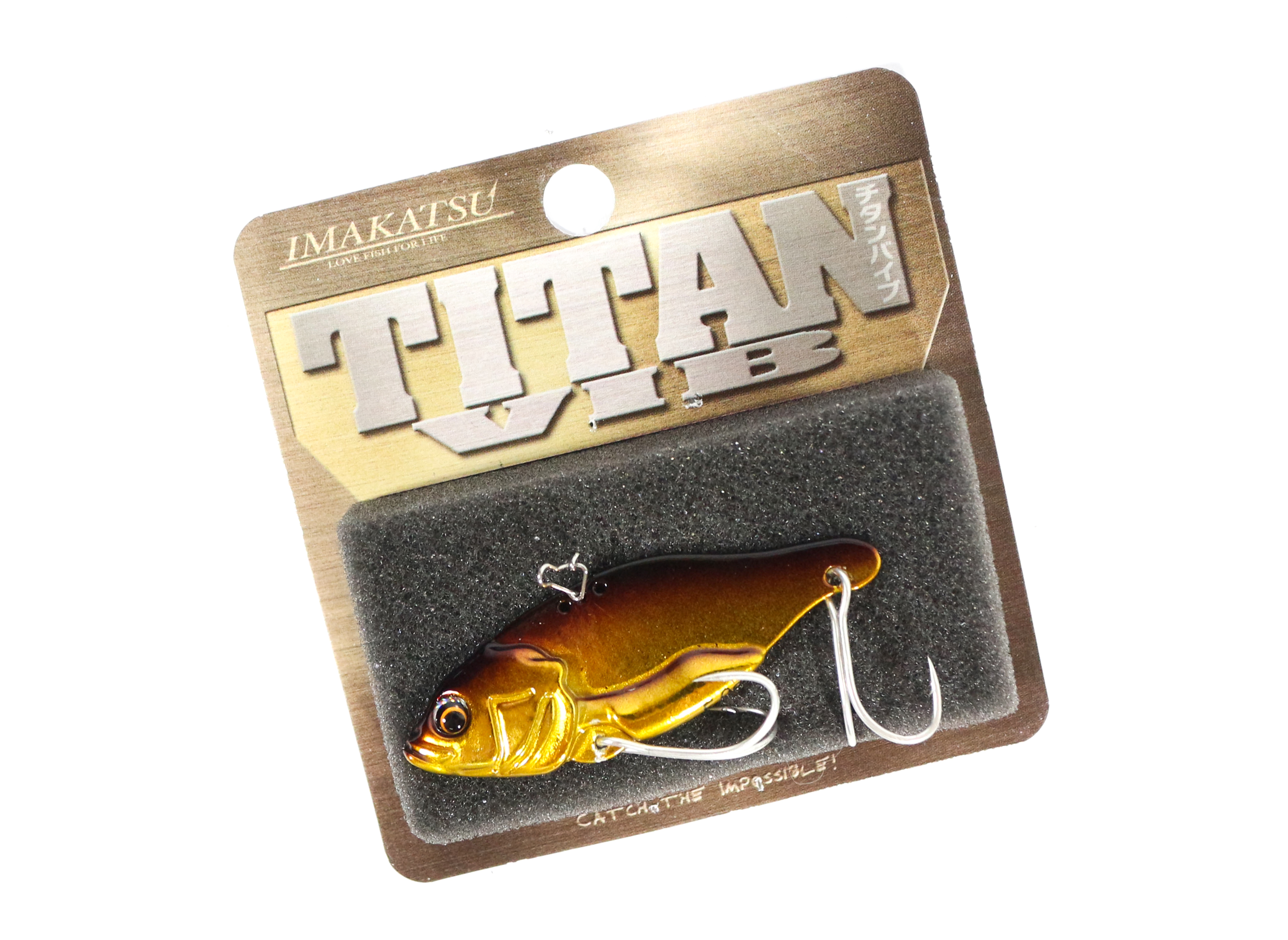 Sale Imakatsu Titan Vib Metal Vibration 9 grams Sinking Lure MV-06 (5193)