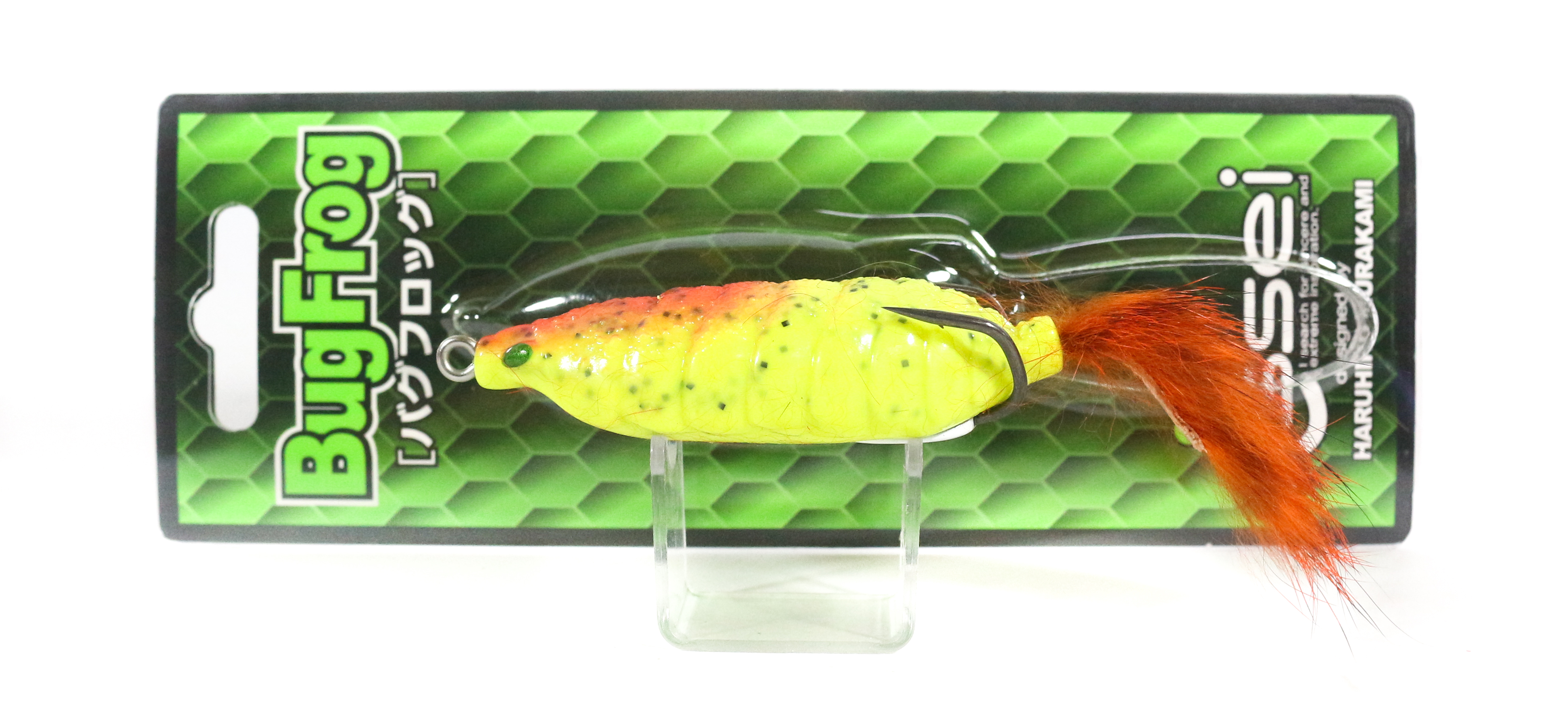 Issei Soft Lure Bug Frog Floating Lure 13 (6941)