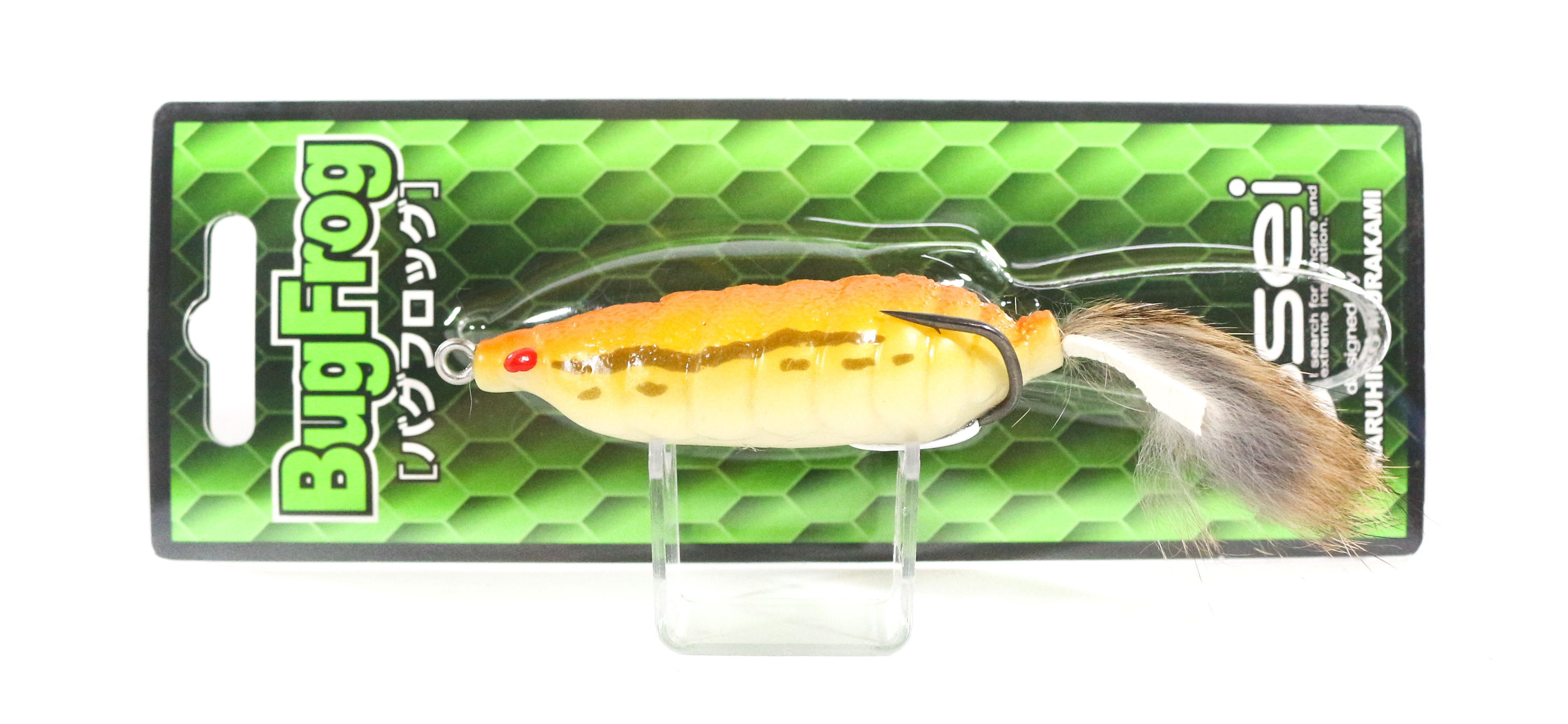 Issei Soft Lure Bug Frog Floating Lure 15 (6965)