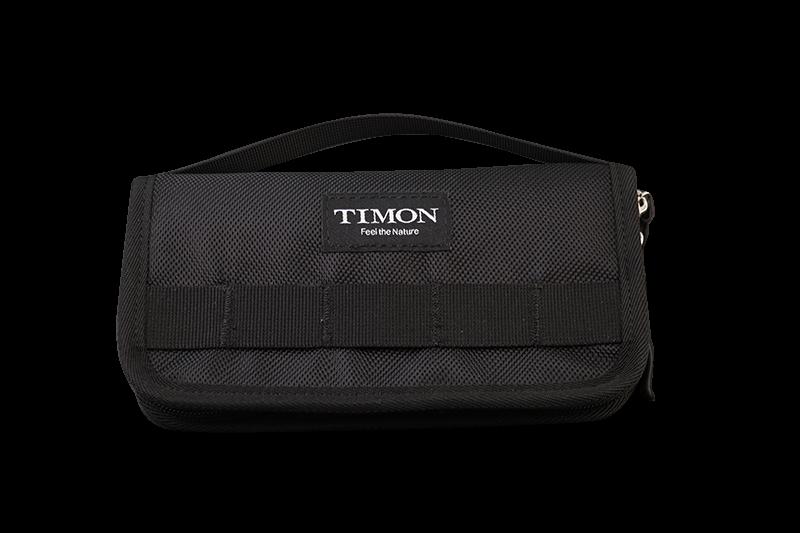 Jackall Timon Spoon Wallet 205 x 105 mm Black  (8998)