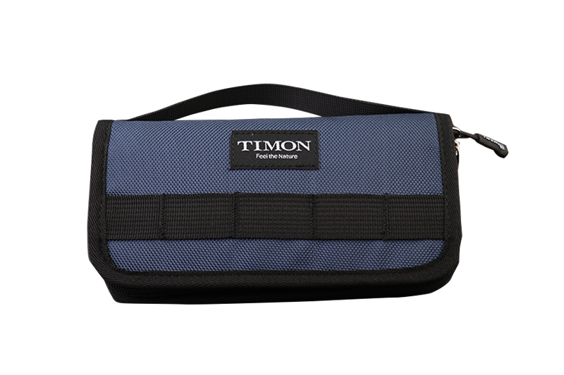 Jackall Timon Spoon Wallet 205 x 105 mm Navy (9001)
