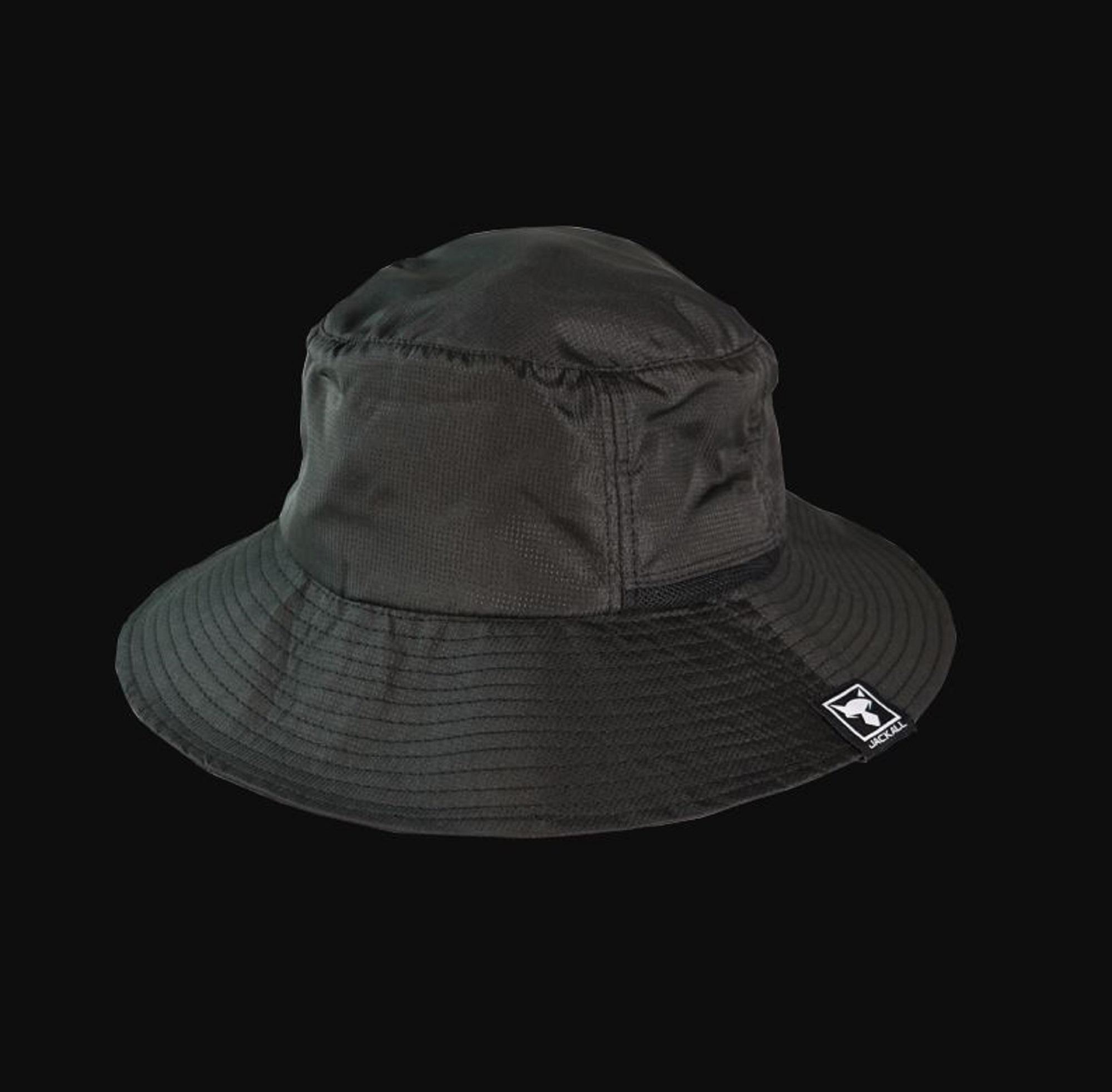 Jackall Packable Hat Original Merchandise Black (7112)