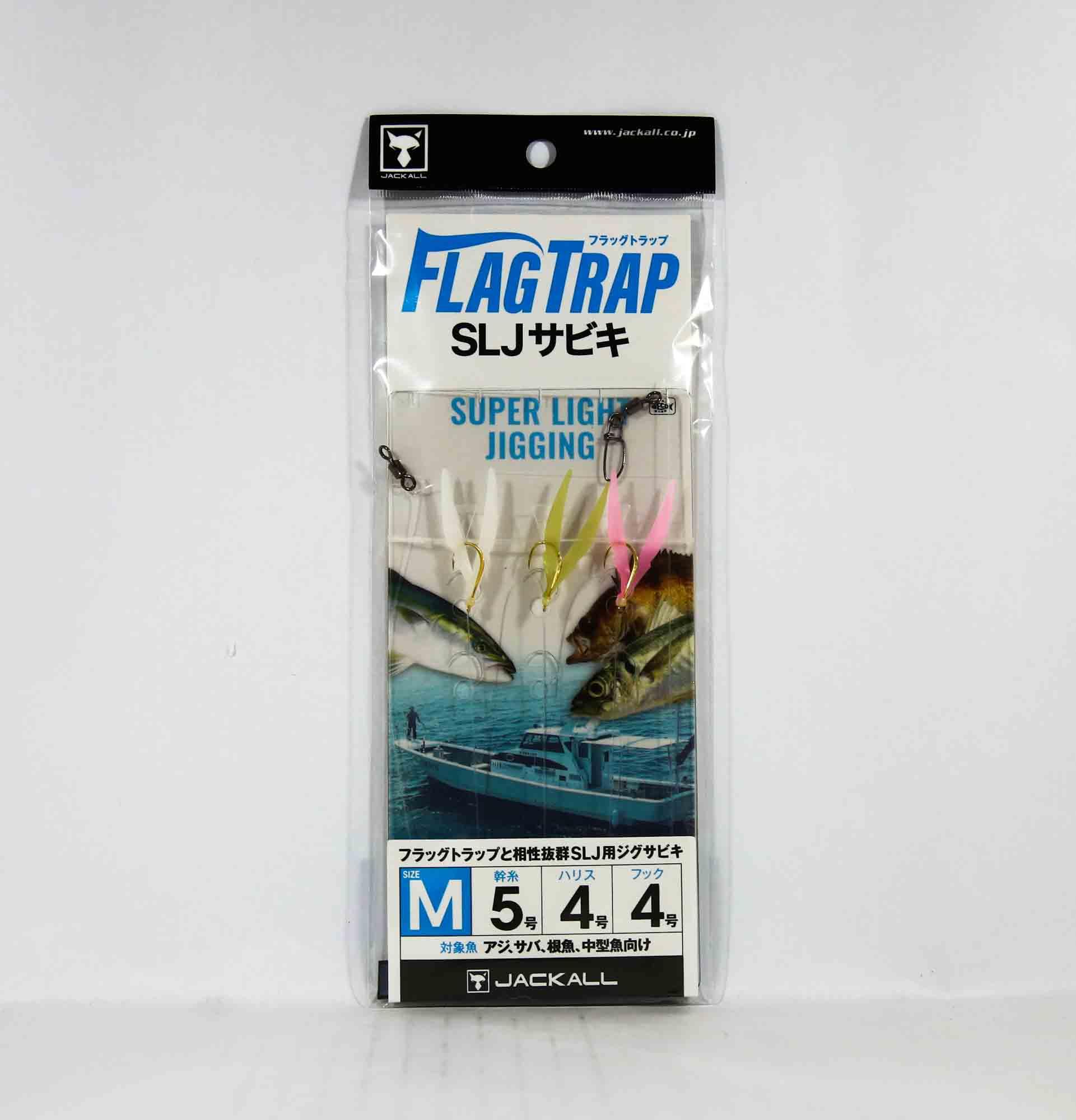 Jackall Sabiki SLJ Flag Trap Size M (4834)