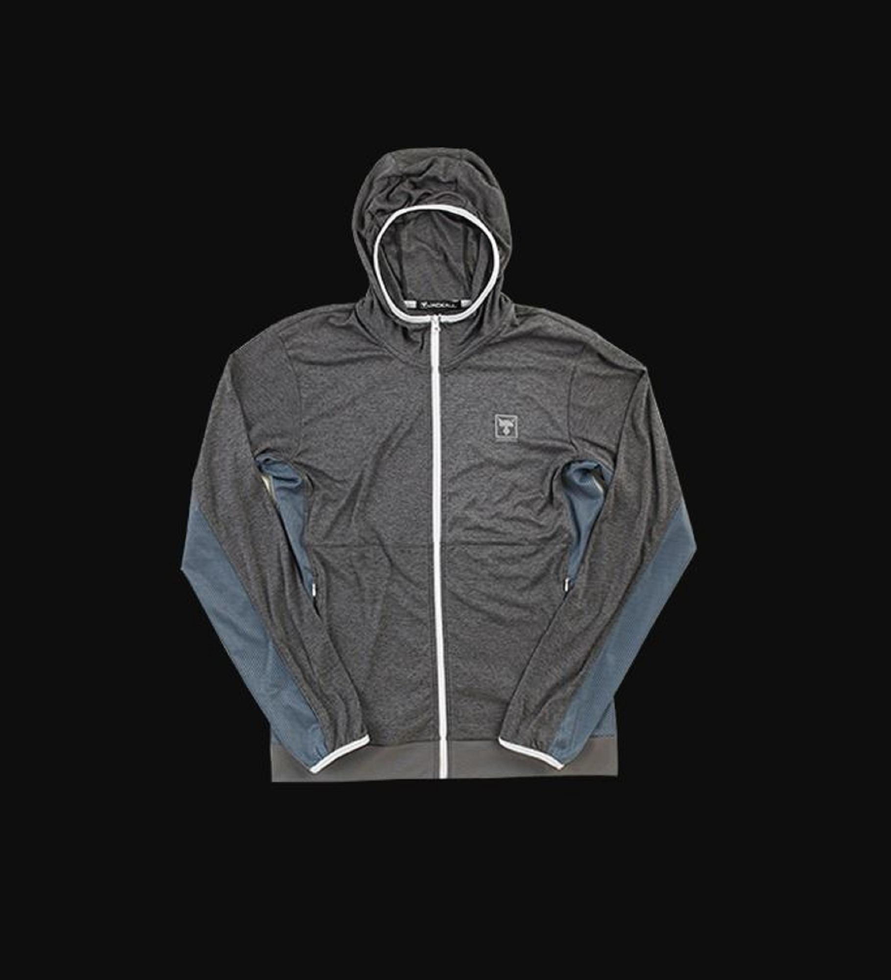 Jackall Light Hoodie Original Merchandise Size L Black (8836)