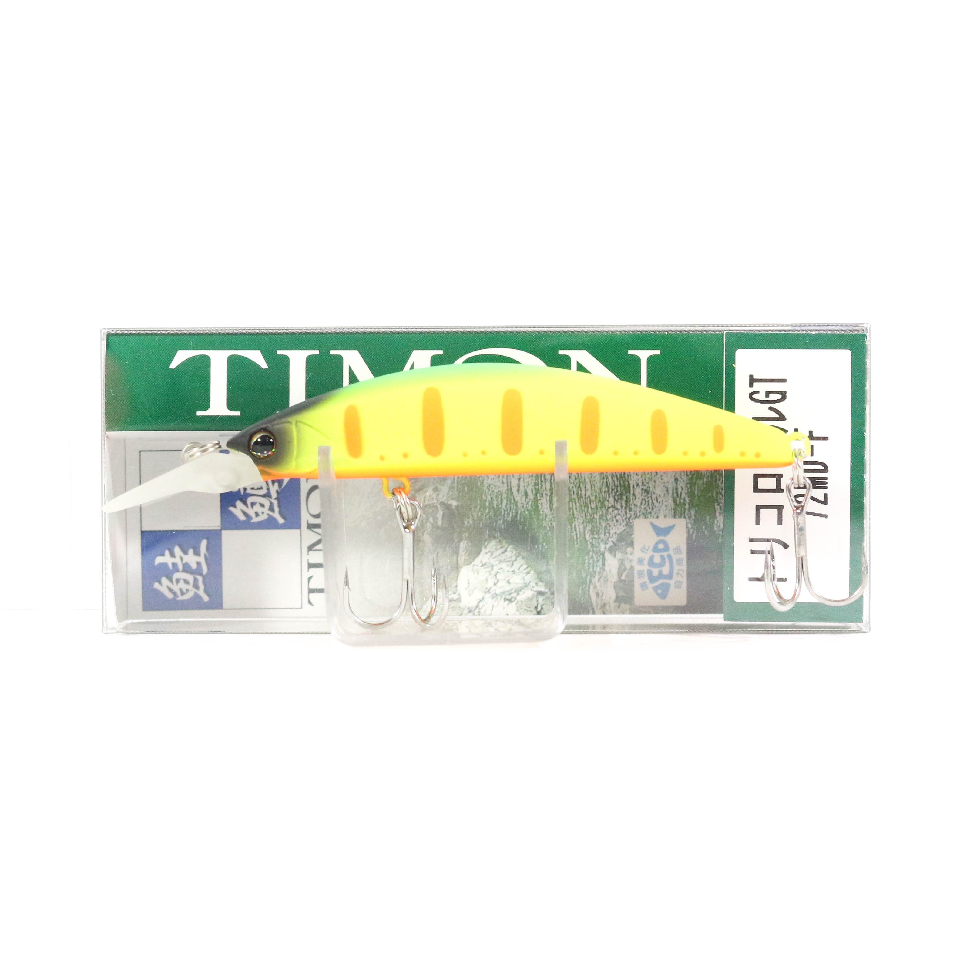 JACKALL TIMON Tricoroll GT 72MD-F 6.6g KITAMURA GP FLASH