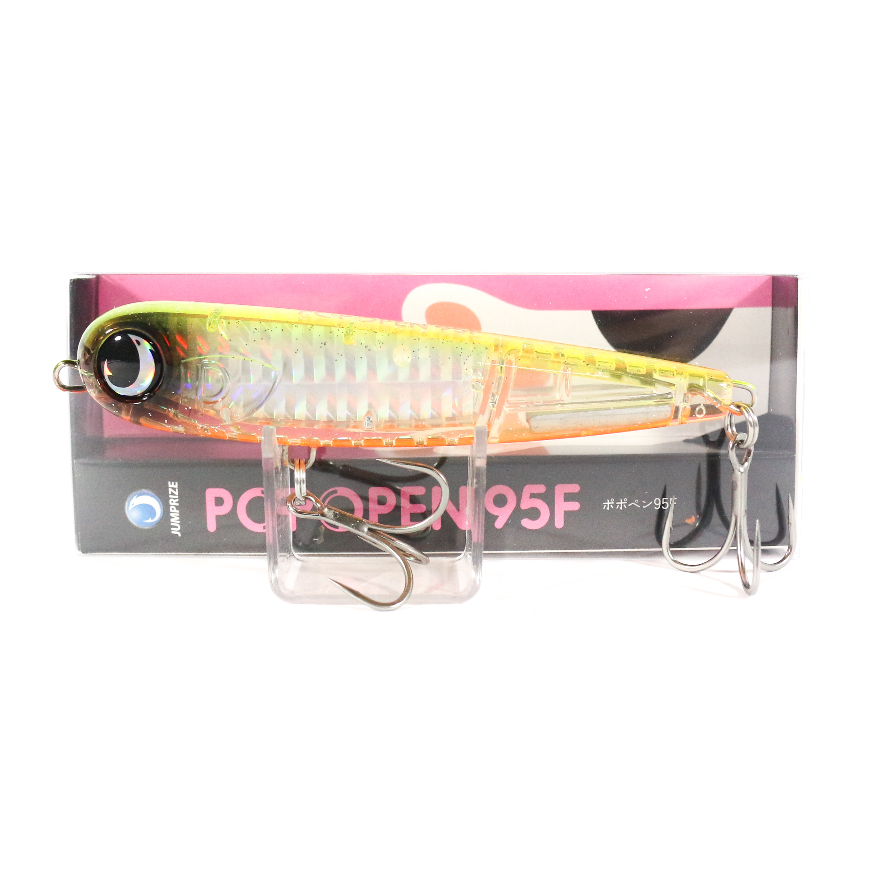 Sale Jumprize Popopen 95F Floating Lure (5391)