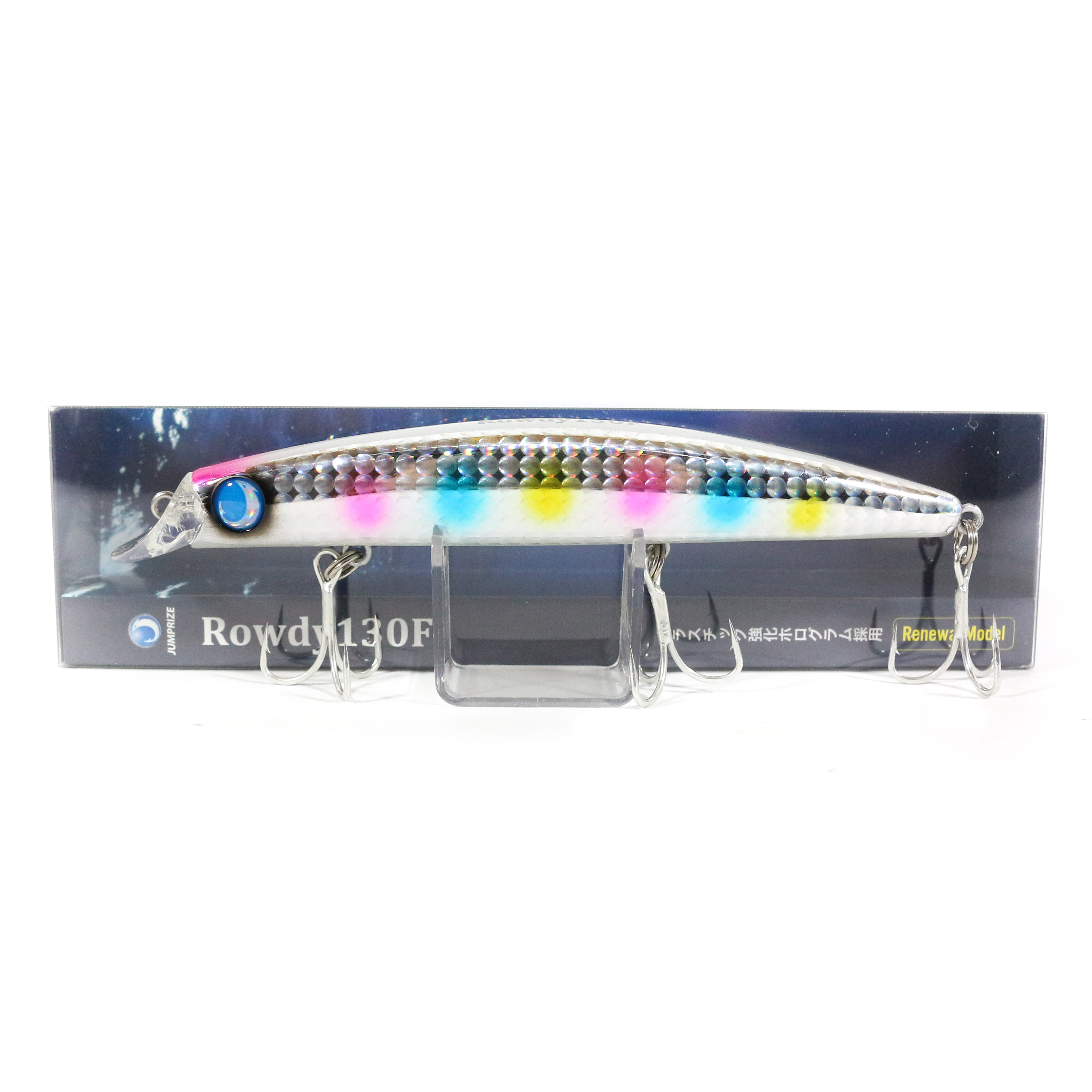 Sale Jumprize Rowdy 130F Floating Lure 101 (1560)