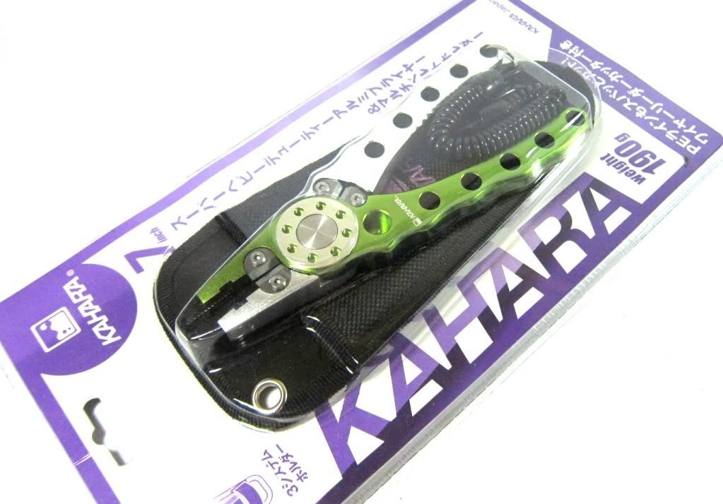 Kahara Pliers Aluminium Light Weight Heavy Duty 190 Grams 7 Inch (2625)