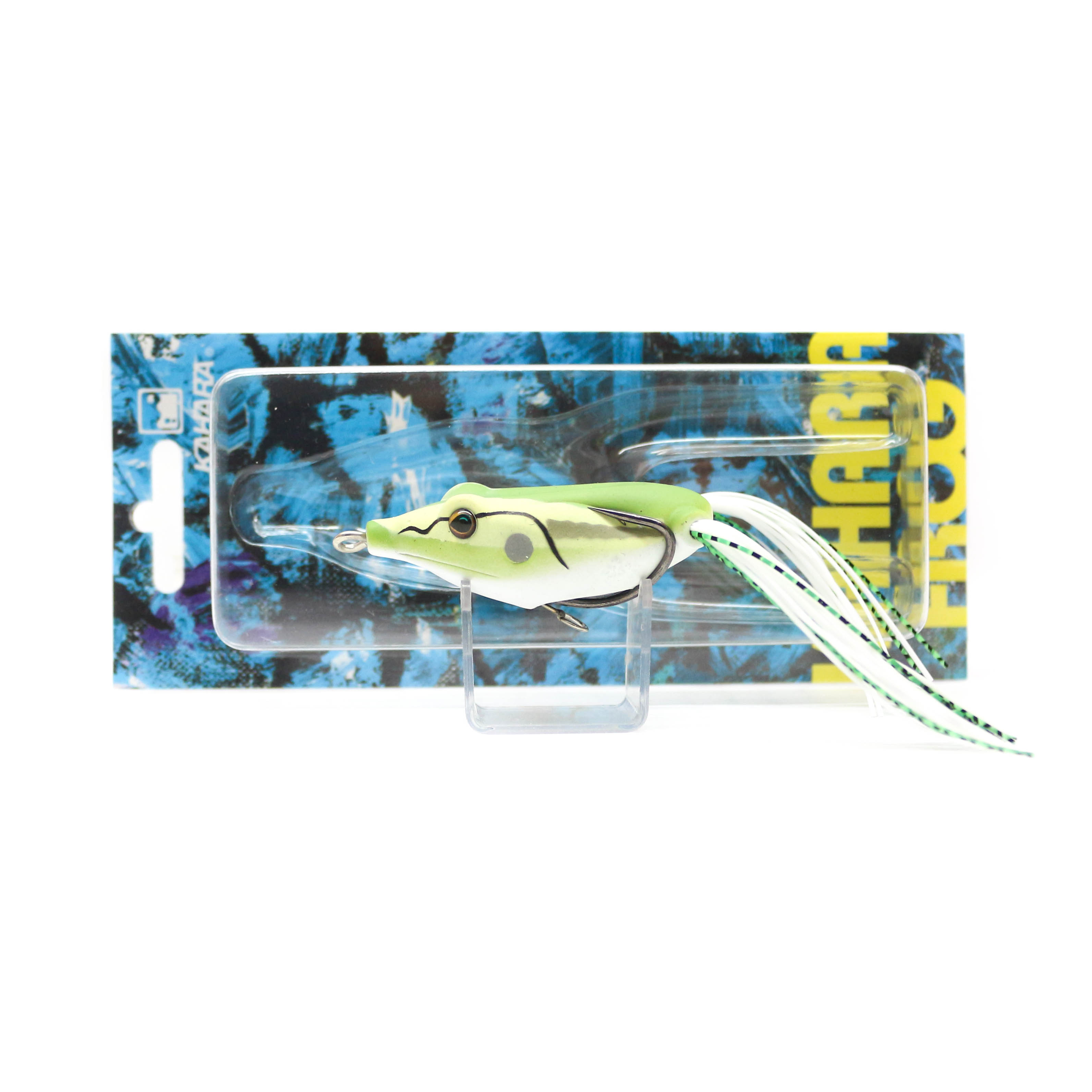 Kahara Frog Soft Plastic Floating Lure 4 (1727)