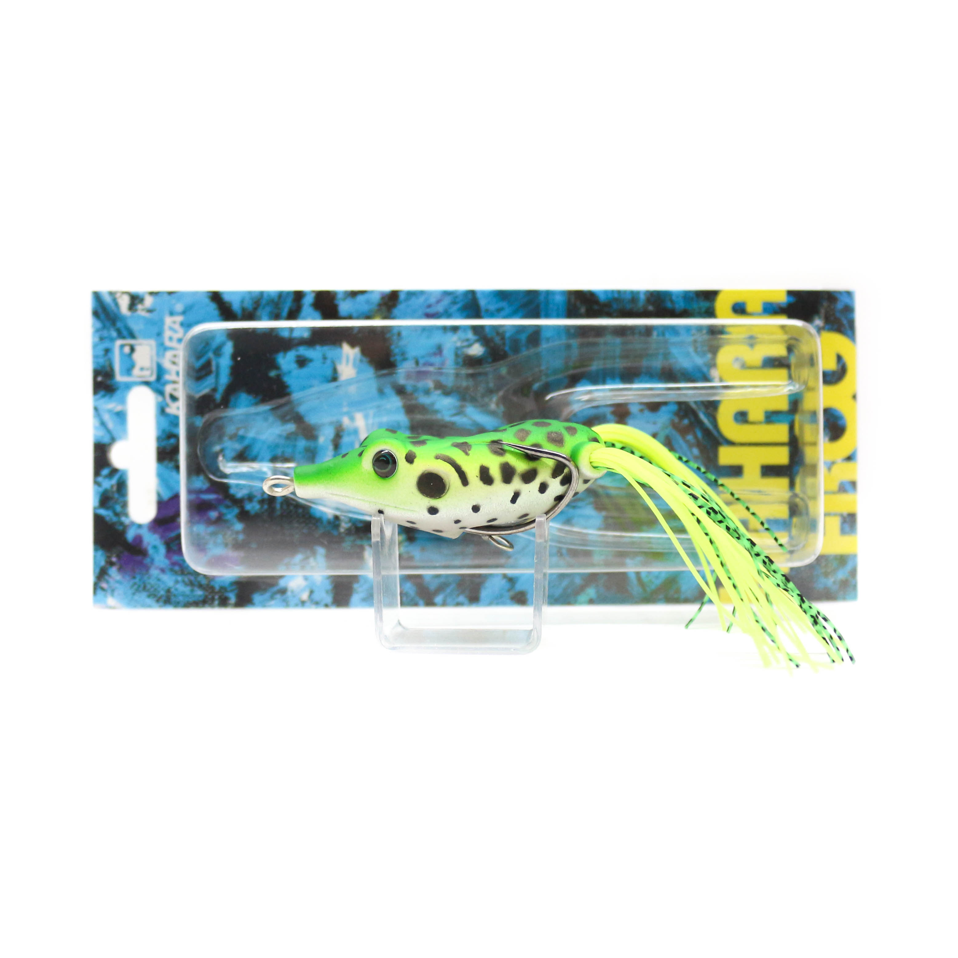 Kahara Frog Soft Plastic Floating Lure 5 (1734)