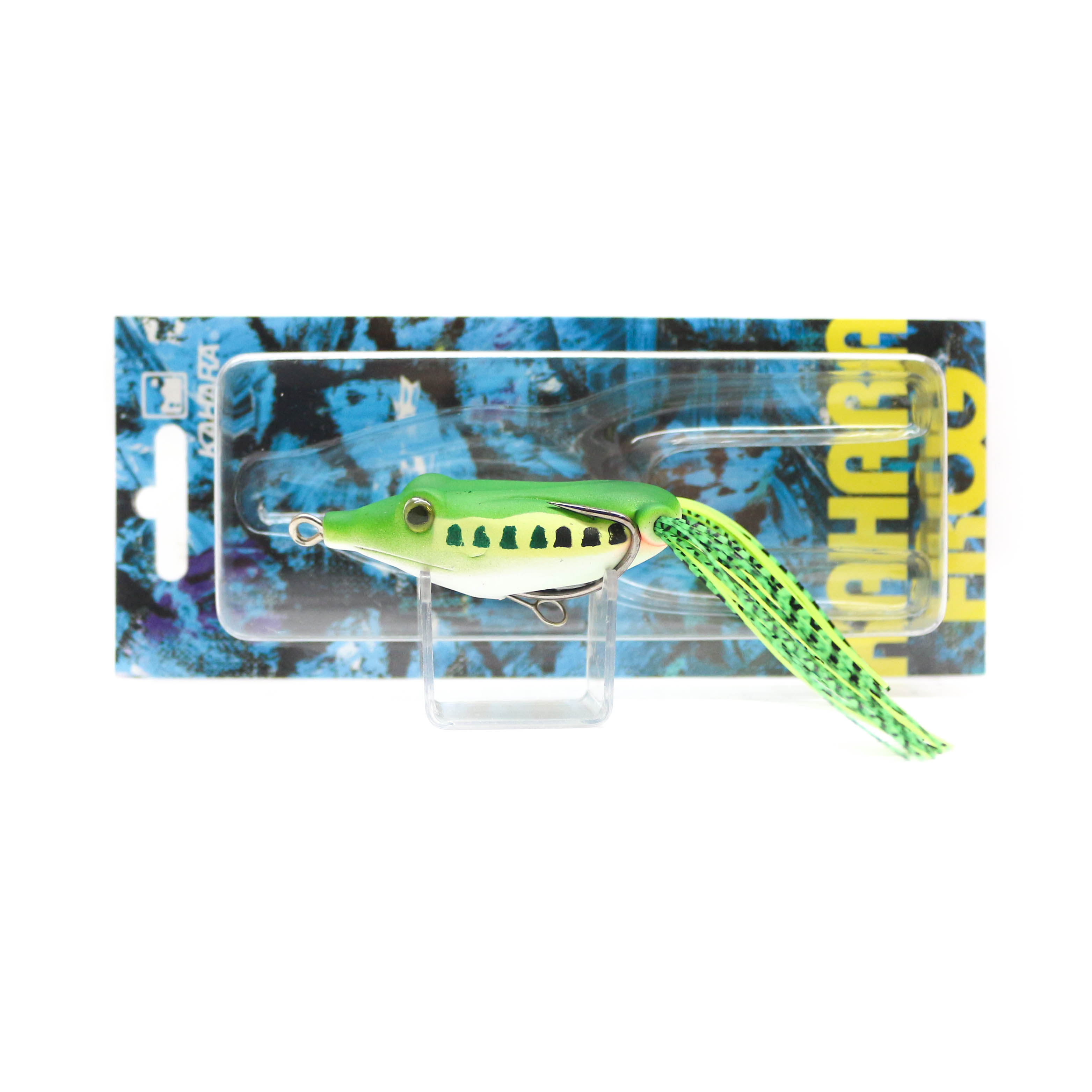 Kahara Frog Soft Plastic Floating Lure 8 (1765)