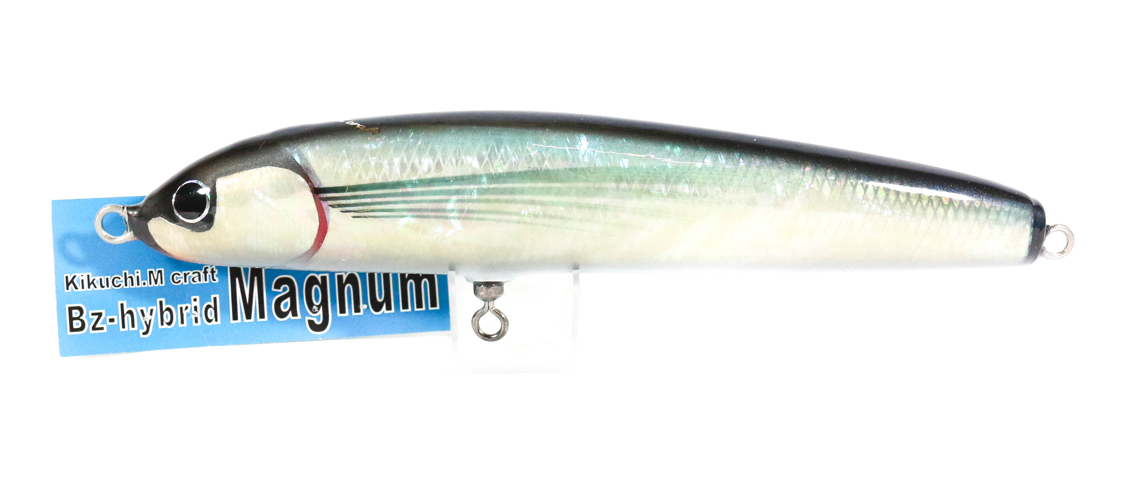 Kikuchi M Craft Bz Hybrid Magnum 240 mm Sinking Lure Shell 170g -185g (0650)