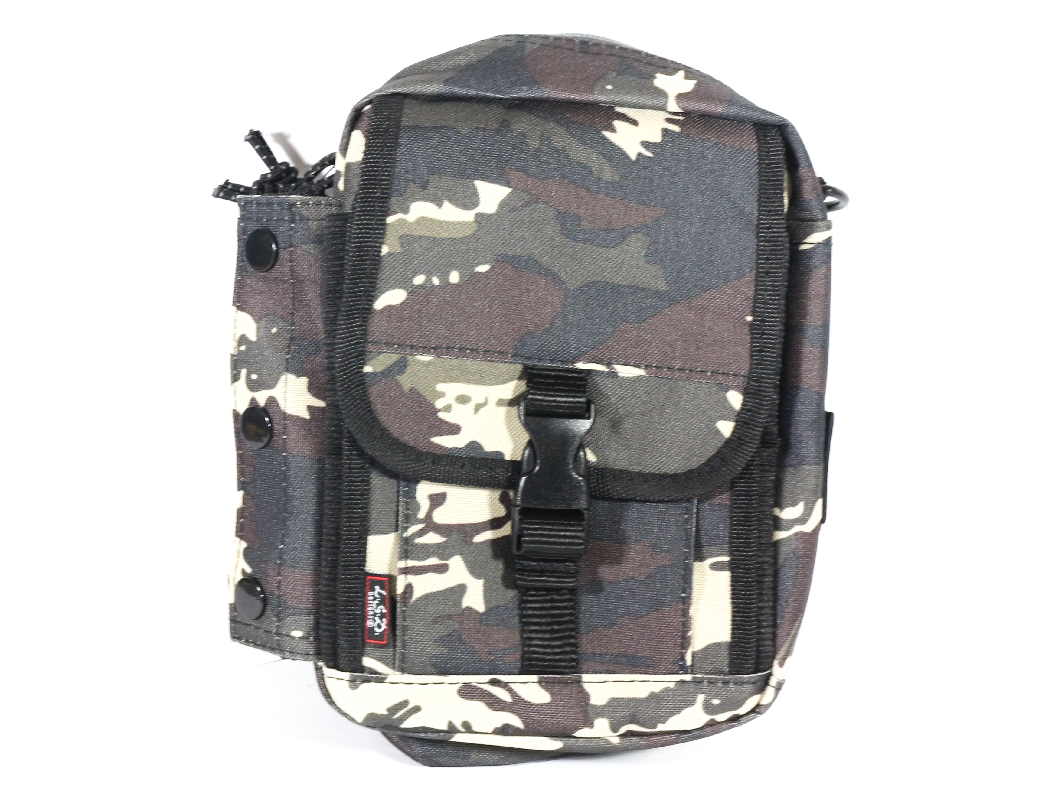 LSD Mini Shoulder Pac Sling Bag Camo 20 x 13 x 8 cm (8591)