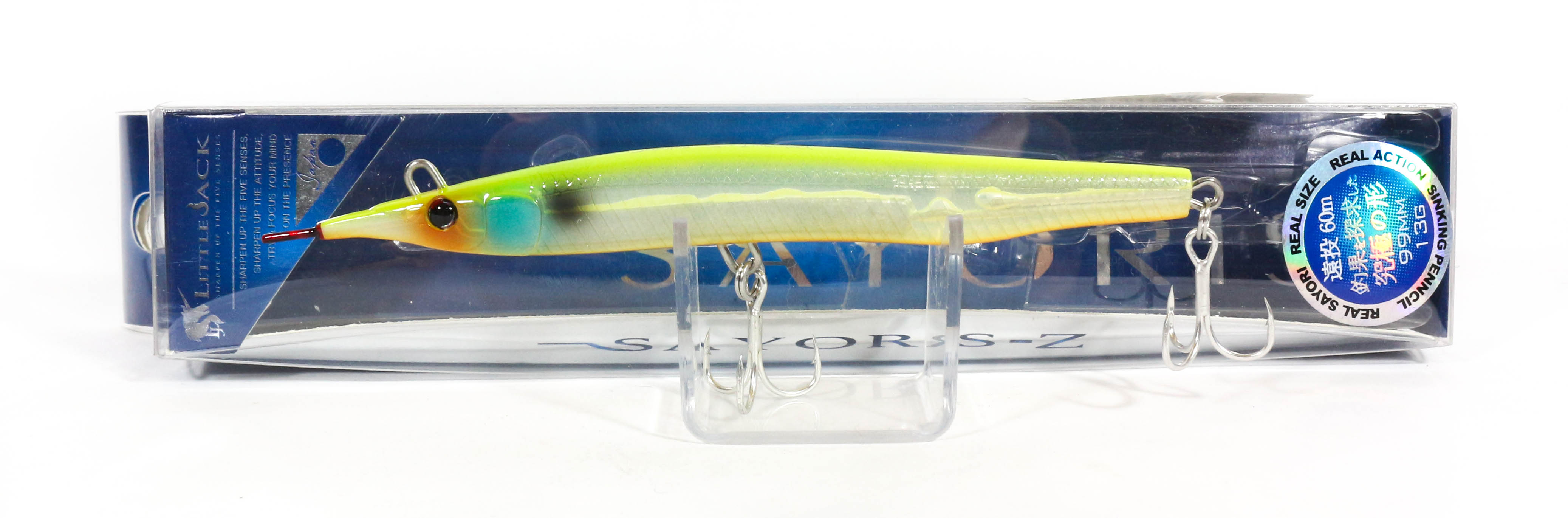 Little Jack Sayoris Z99 Pencil Sinking Lure 05 (2387)