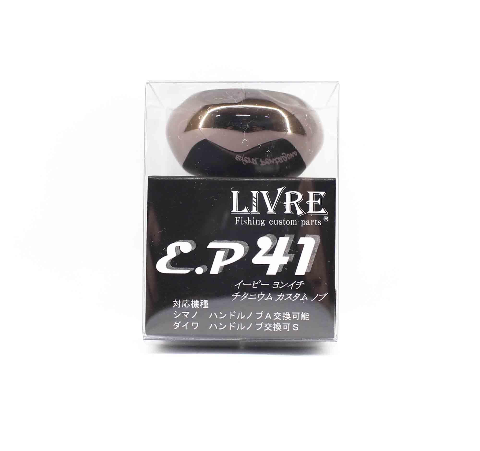 Livre E41BTI-1 Knob EP41 Shimano Daiwa (8439)