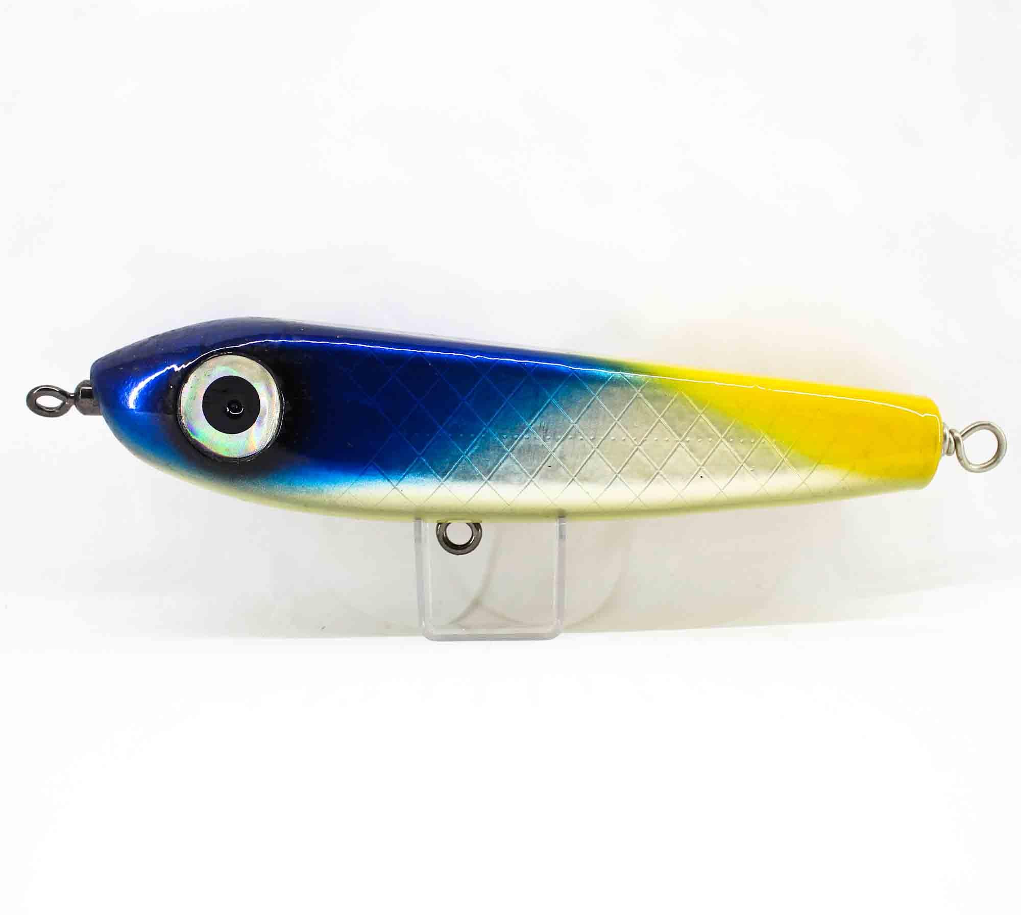 Maggy Gara Jerk Bait 2 190cm Pencil Lure Blue Yellow (2037)