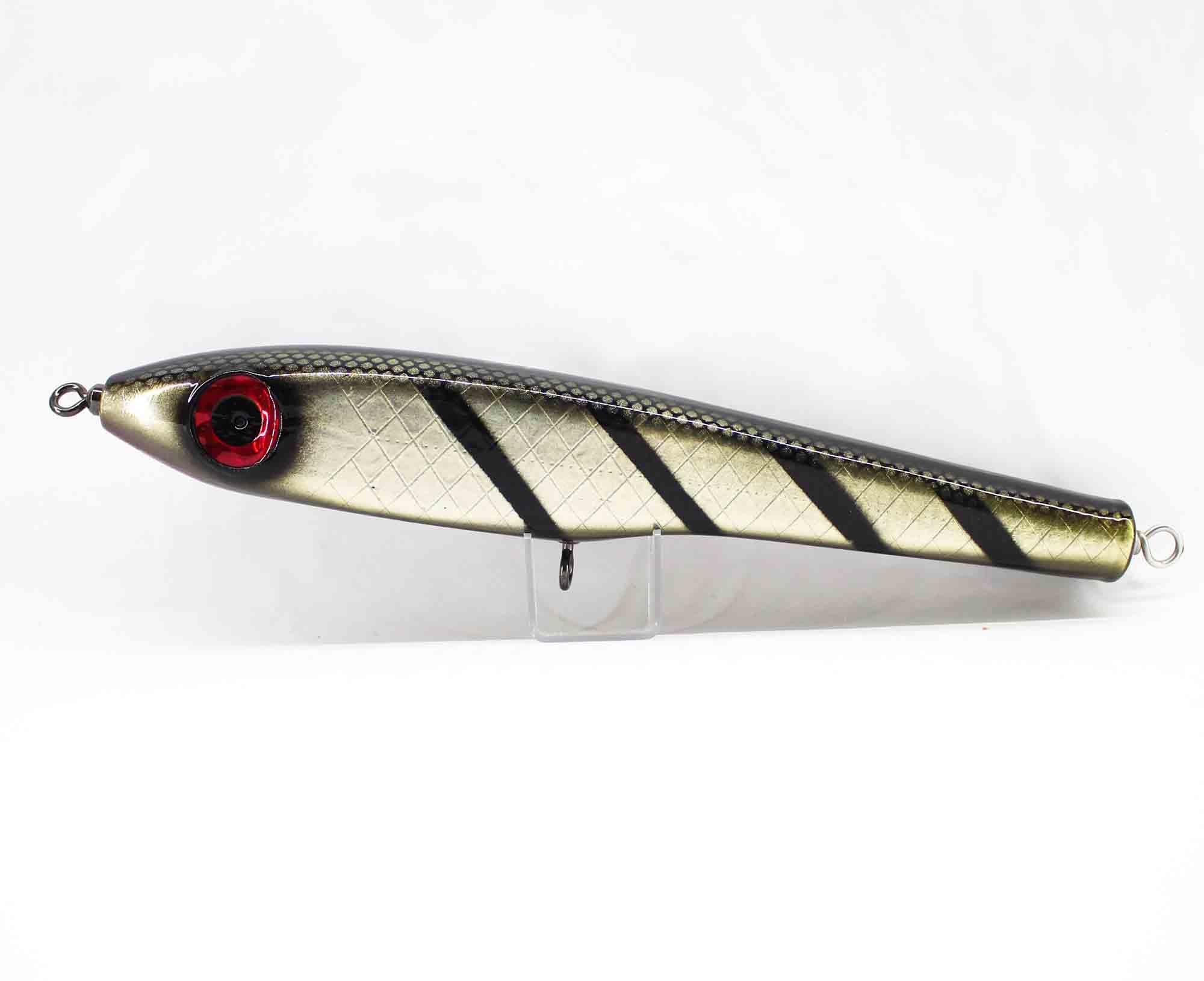 Maggy Gara Marlin 140g Pencil Lure Black Stripes (2026)