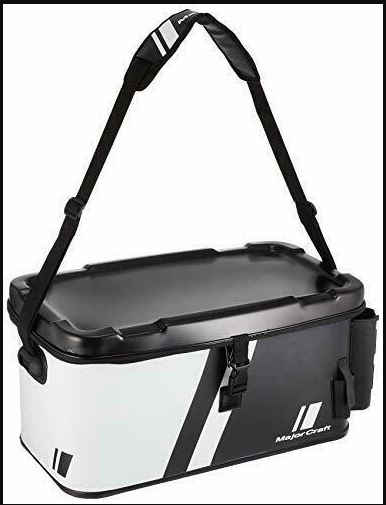 Major Craft MTB-50 Bakkan EVA Box 50 x 26 x25 cm Black White (1006)