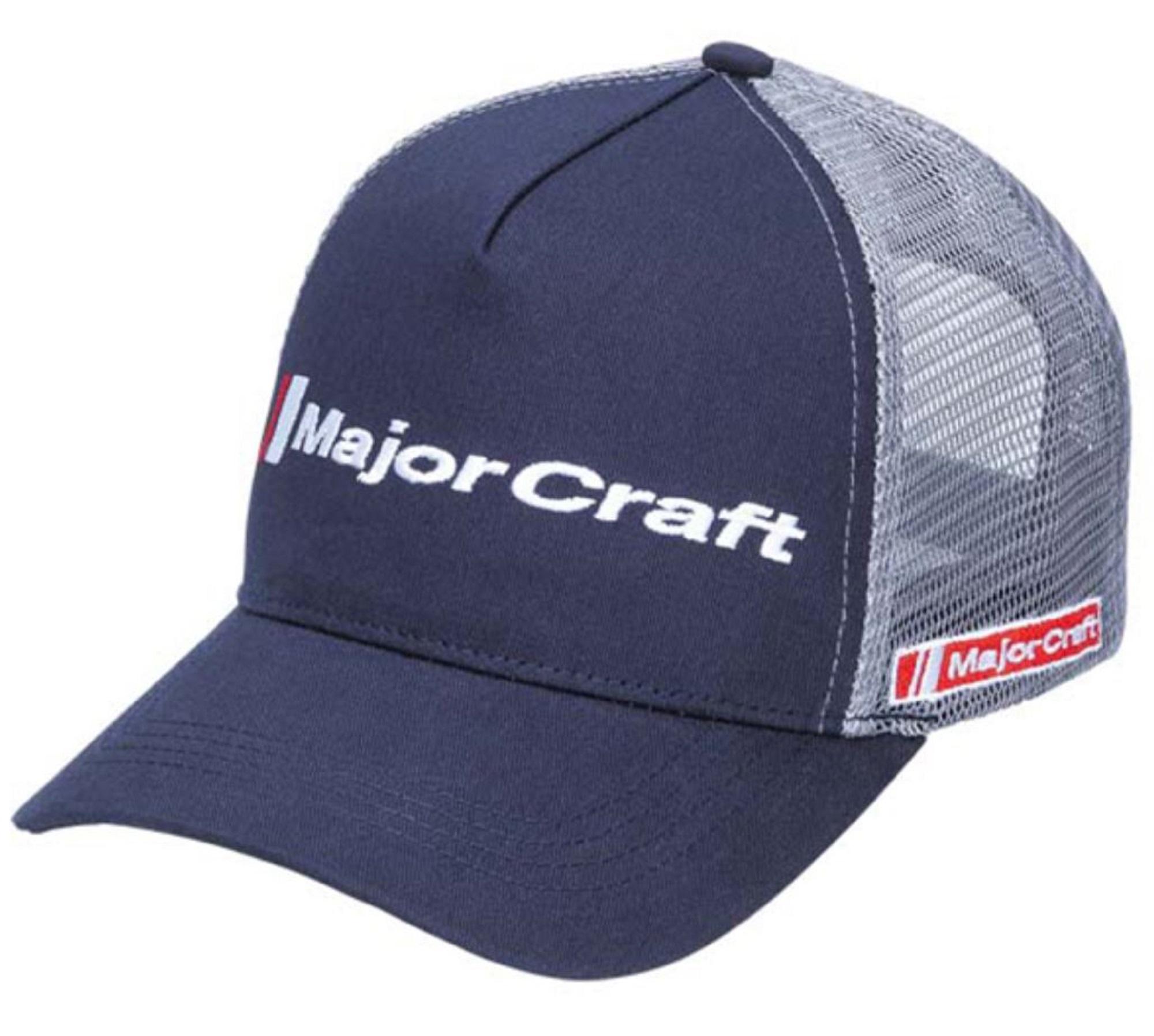 Major Craft Cap Free Size Original CP-AM20 Navy (0191)