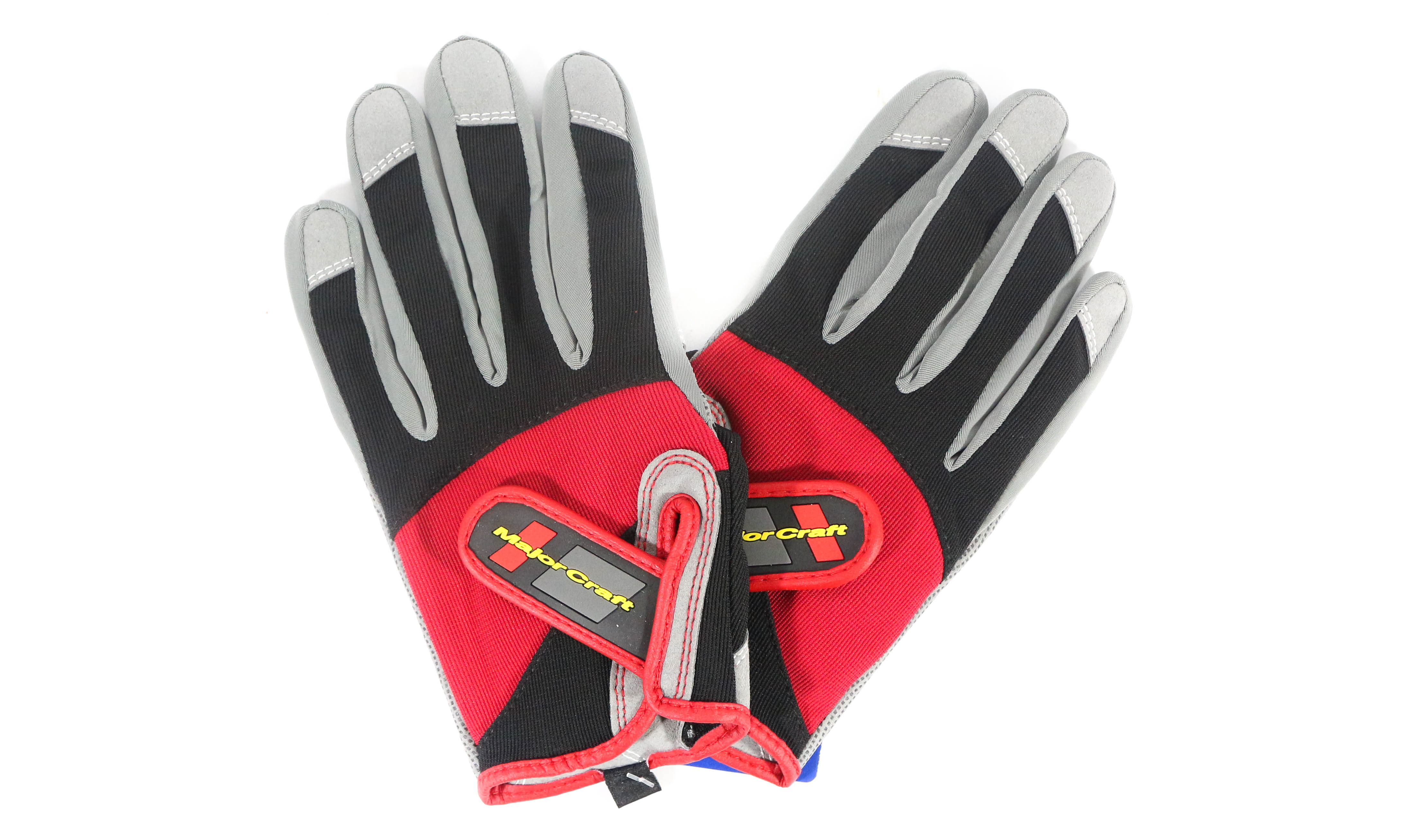 Major Craft Gloves Fishing Jigging MCJG-M/BK (7137)