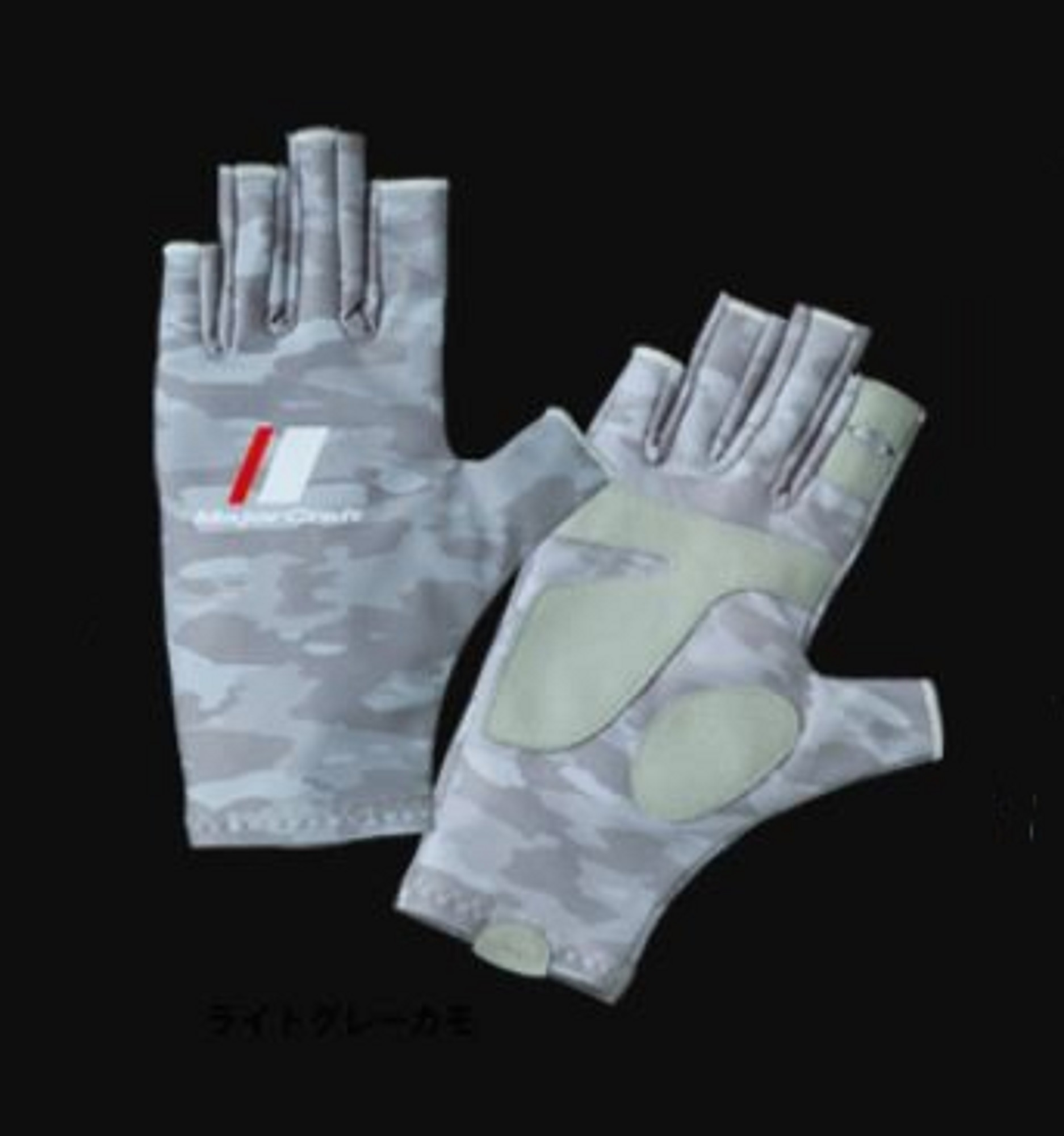 Major Craft Gloves Sun Protection SG-L20LGY Size L (4250)
