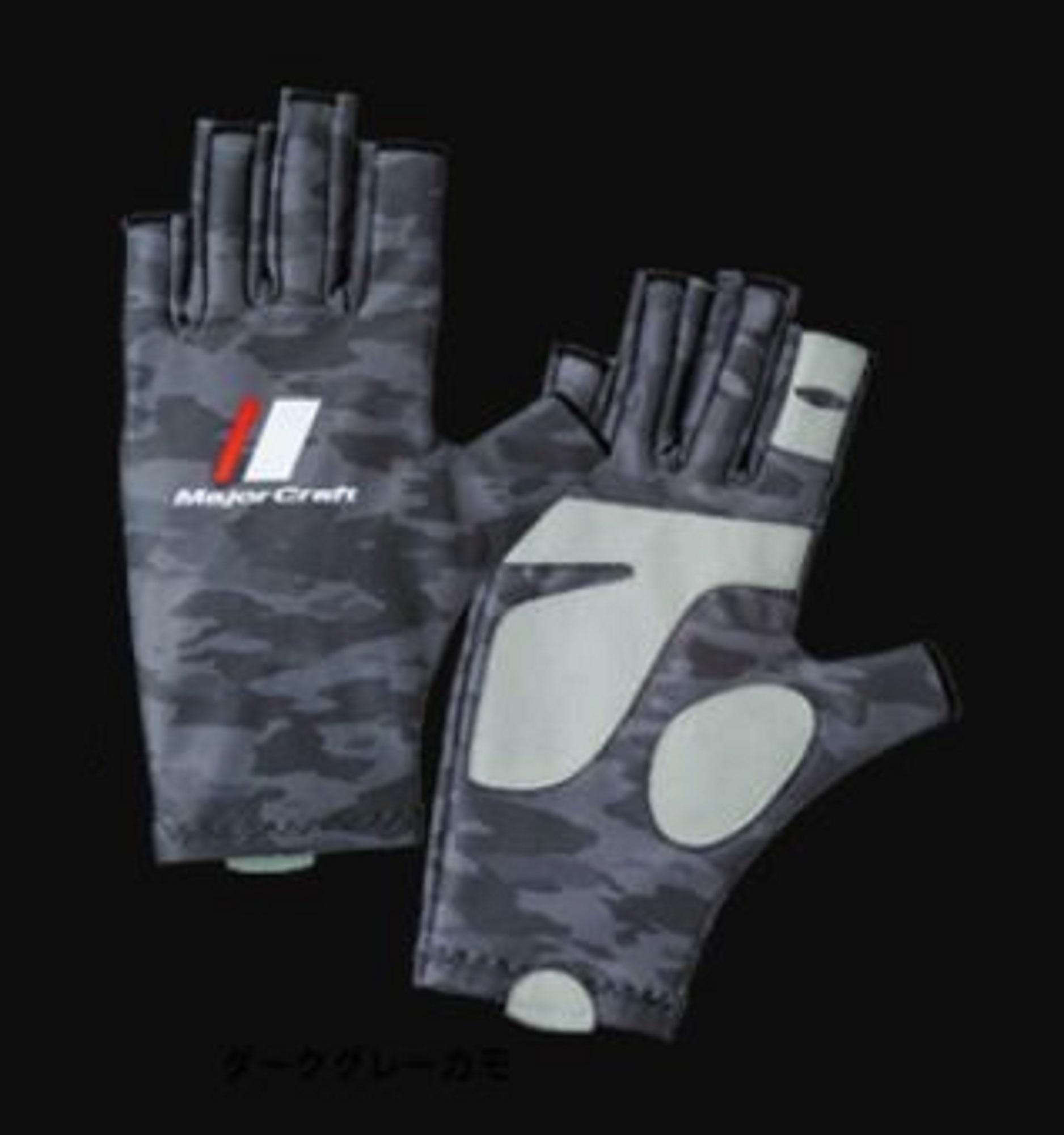 Major Craft Gloves Sun Protection SG-L20DGY Size L (4267)