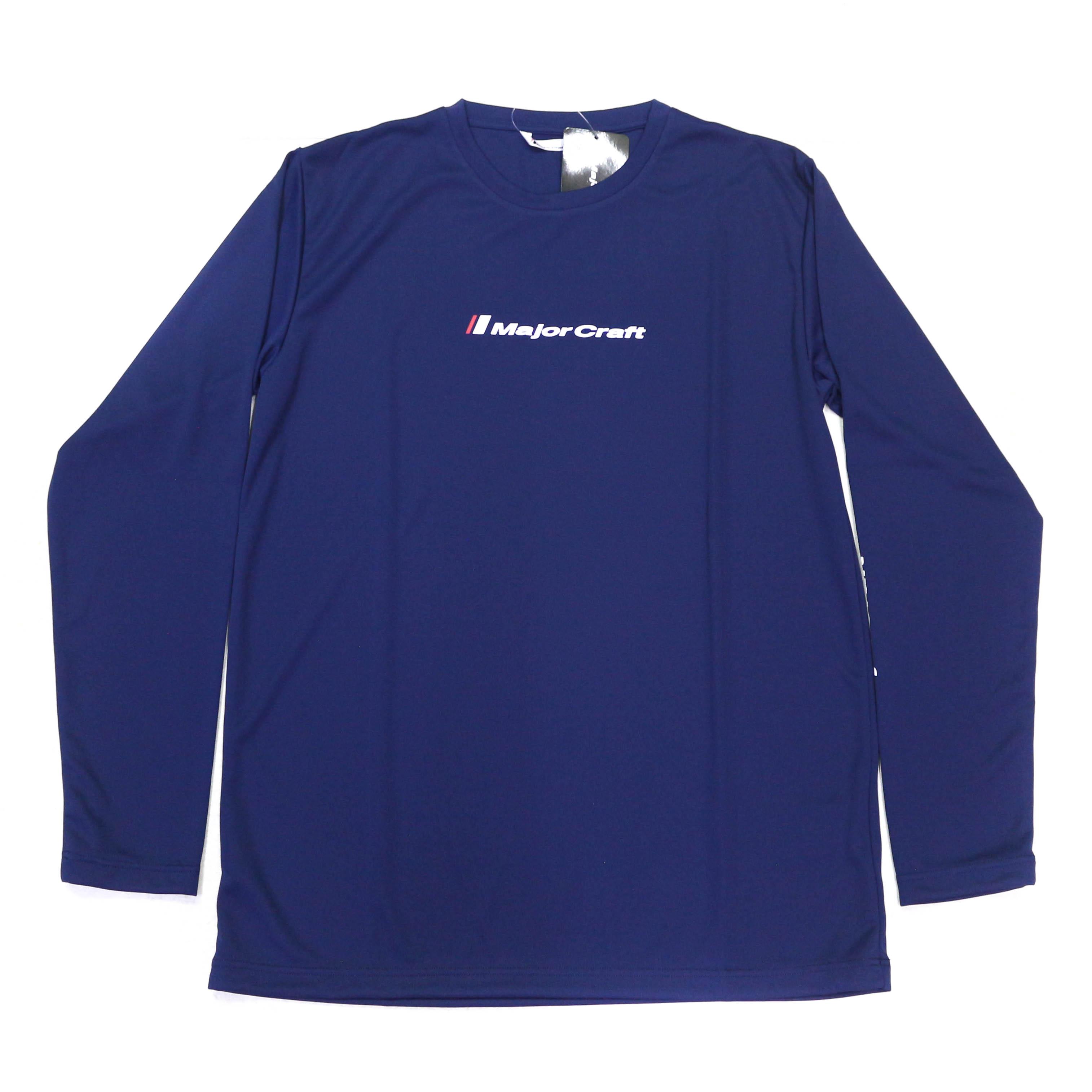 Major Craft T-Shirt Long Sleeve MCW-DLT-S/NV (3024)