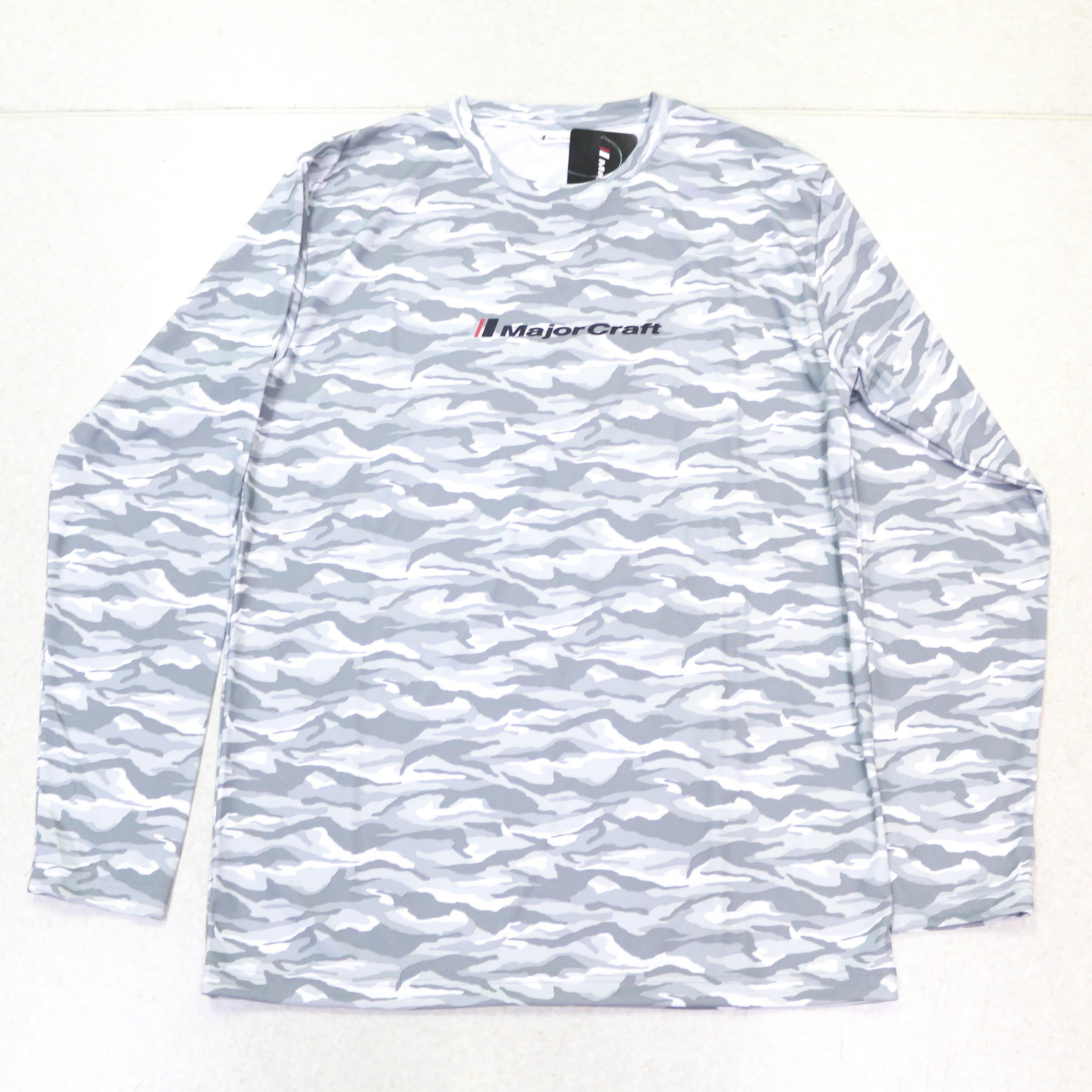 Major Craft T-Shirt Long Sleeve MCW-DLT-S/GCM (3048)