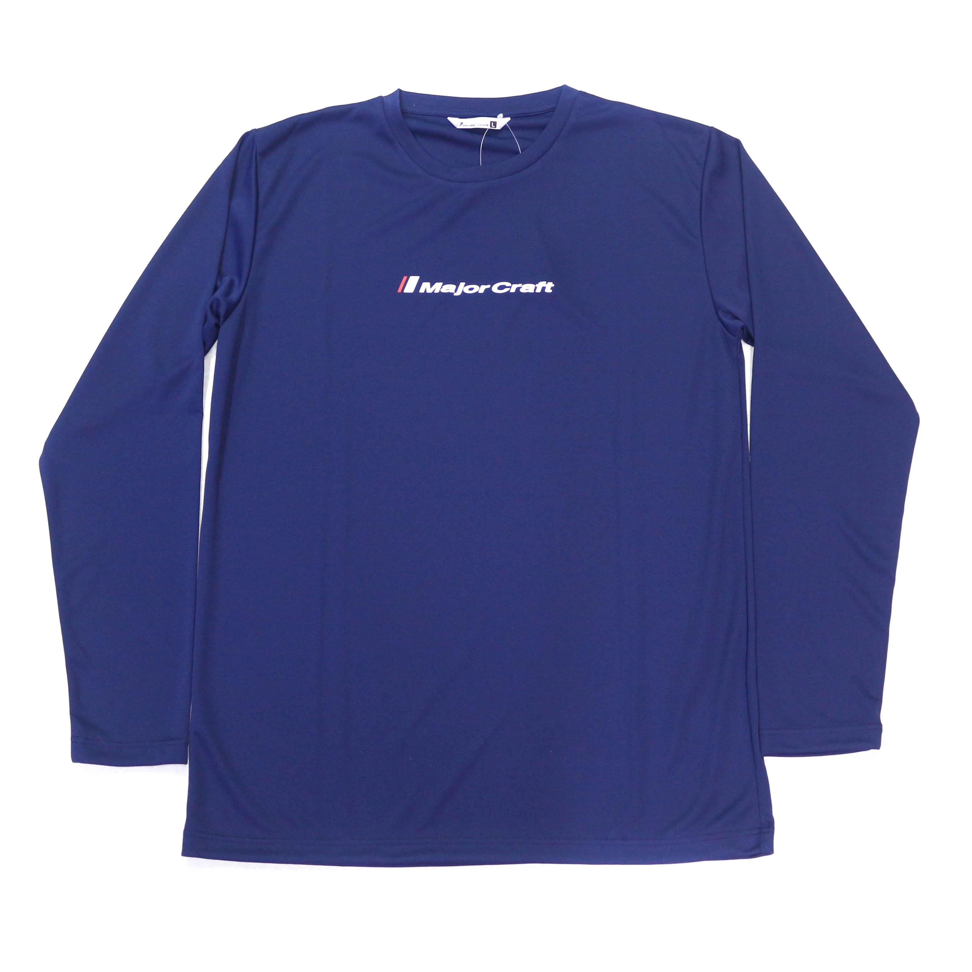 Major Craft T-Shirt Long Sleeve MCW-DLT-M/NV (3062)