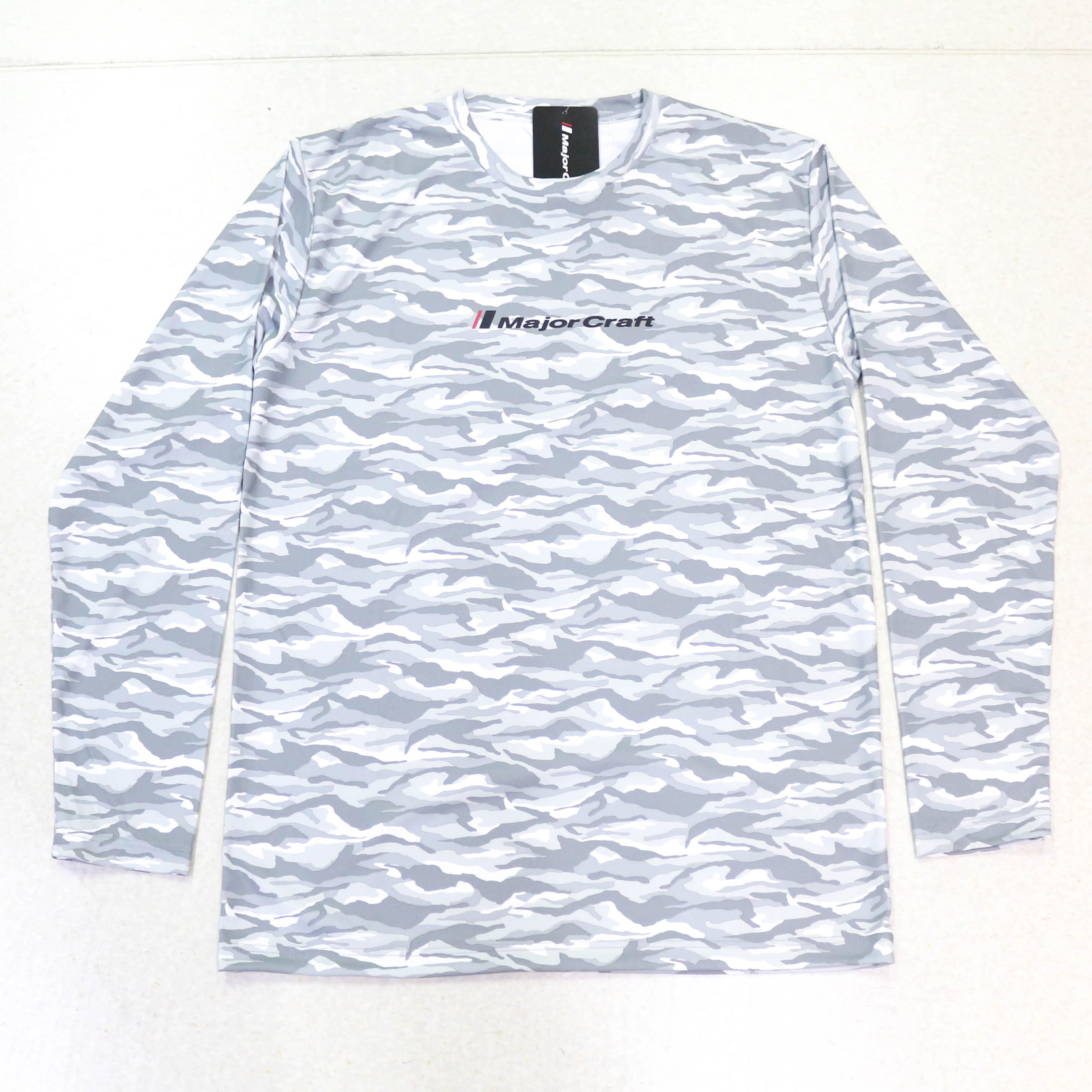 Major Craft T-Shirt Long Sleeve MCW-DLT-M/GCM (3086)