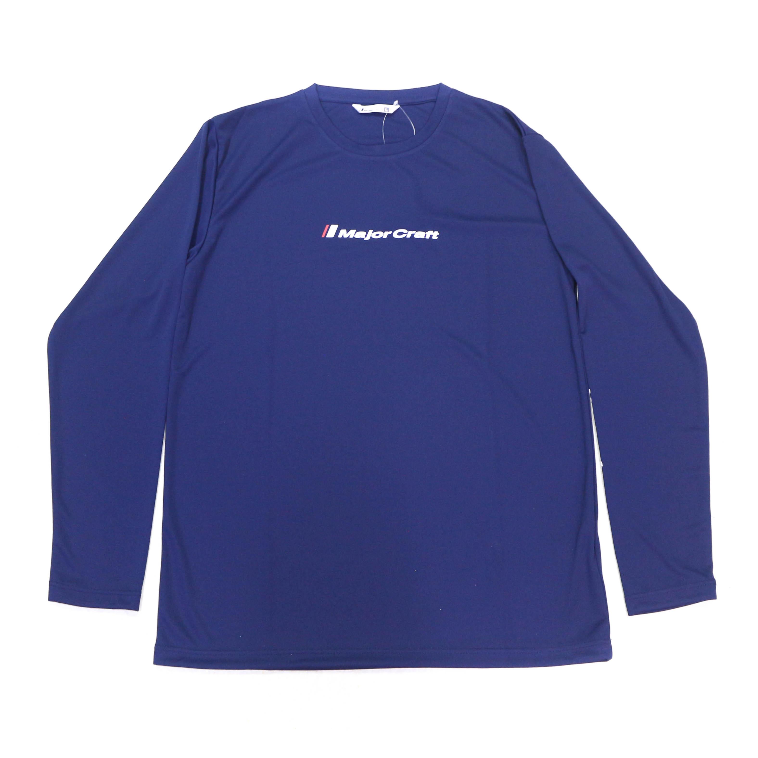 Major Craft T-Shirt Long Sleeve MCW-DLT-L/NV (3109)