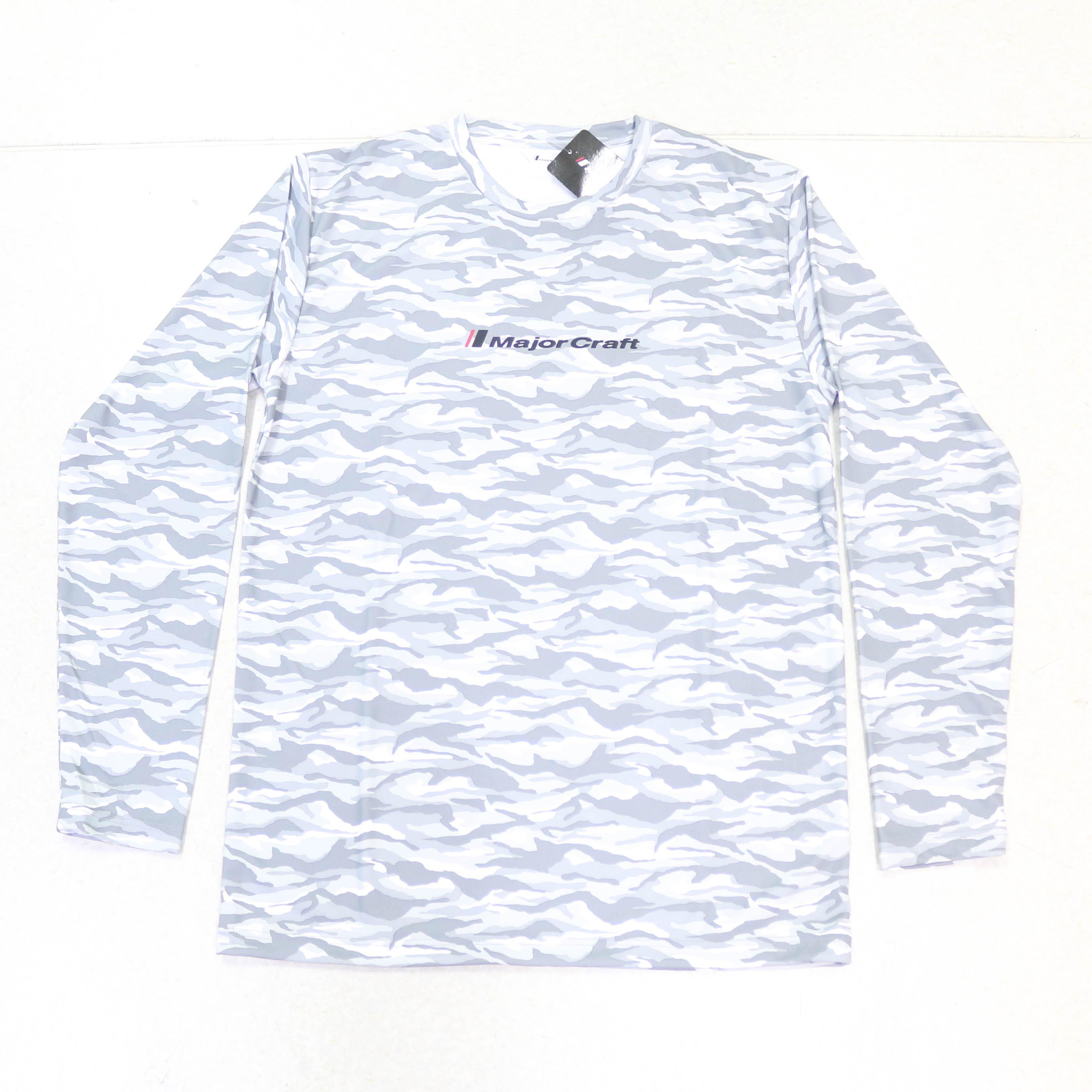 Major Craft T-Shirt Long Sleeve MCW-DLT-L/GCM (3123)