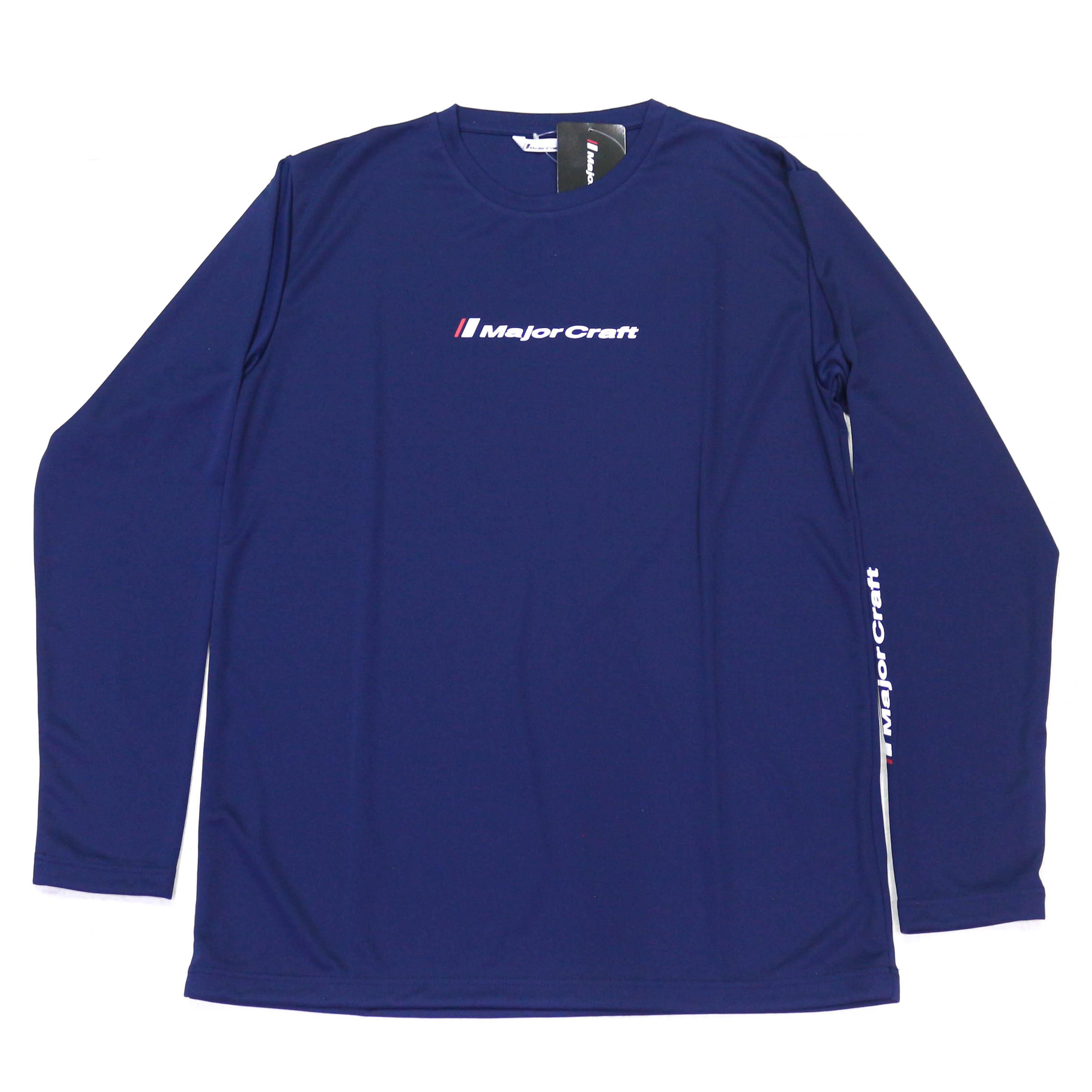 Major Craft T-Shirt Long Sleeve MCW-DLT-LL/NV (3147)